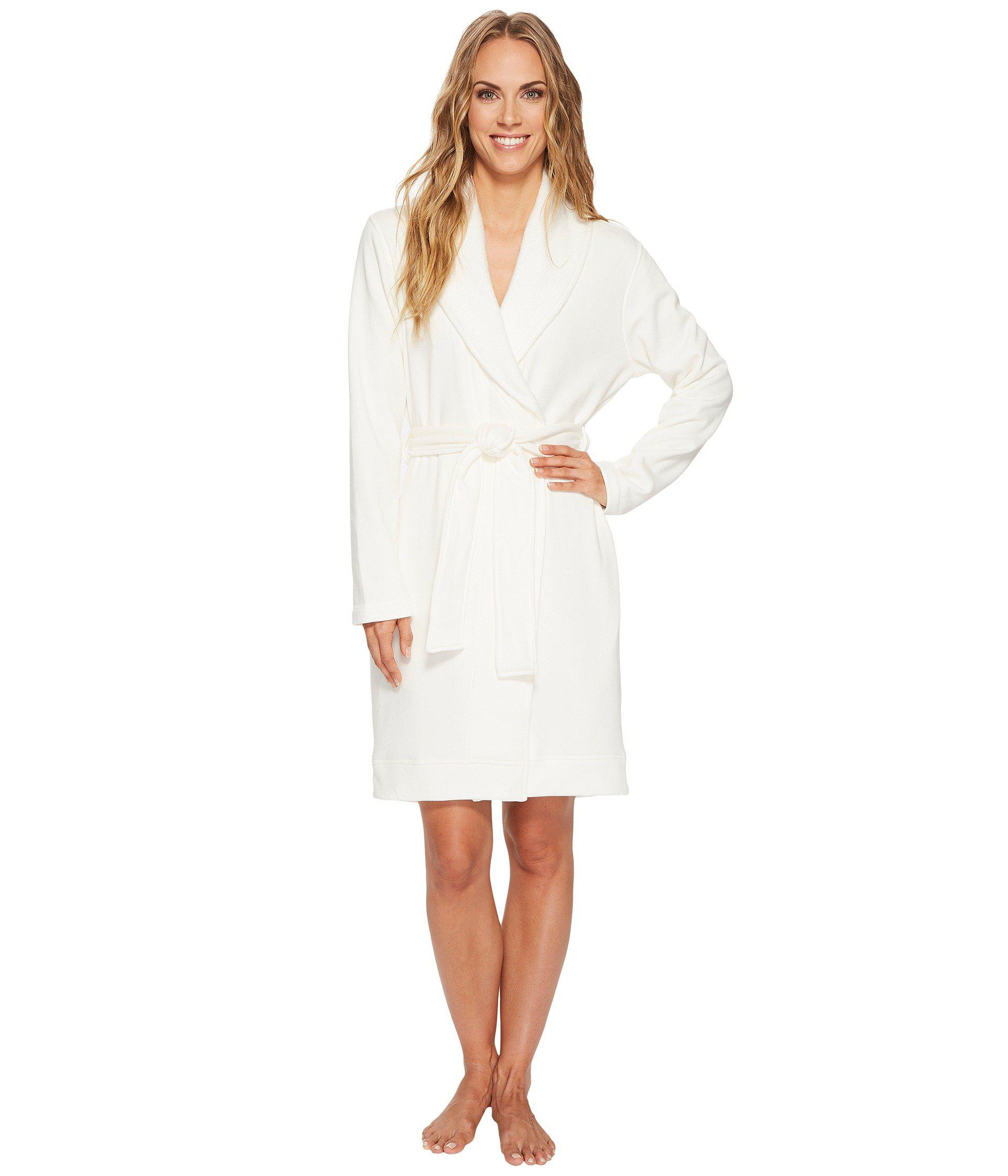 f25ae263a8 Lyst - Ugg Blanche Robe (oatmeal Heather) Women s Robe in Natural