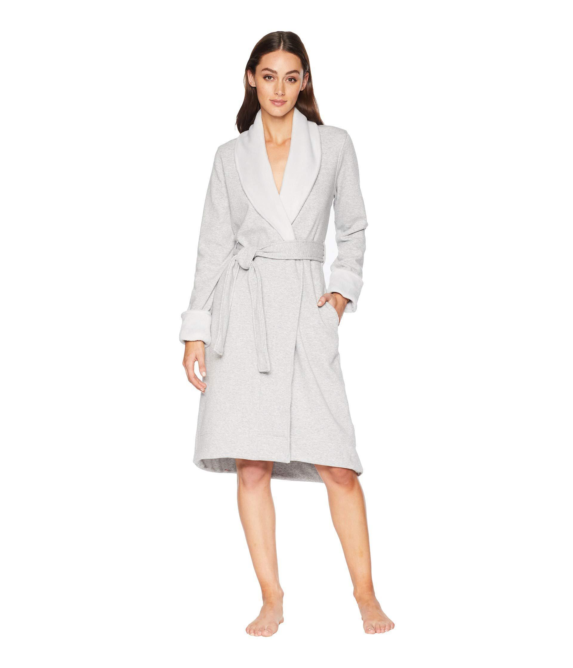 e84fecf7c2 Lyst - UGG Duffield Ii Robe (cream) Women s Robe