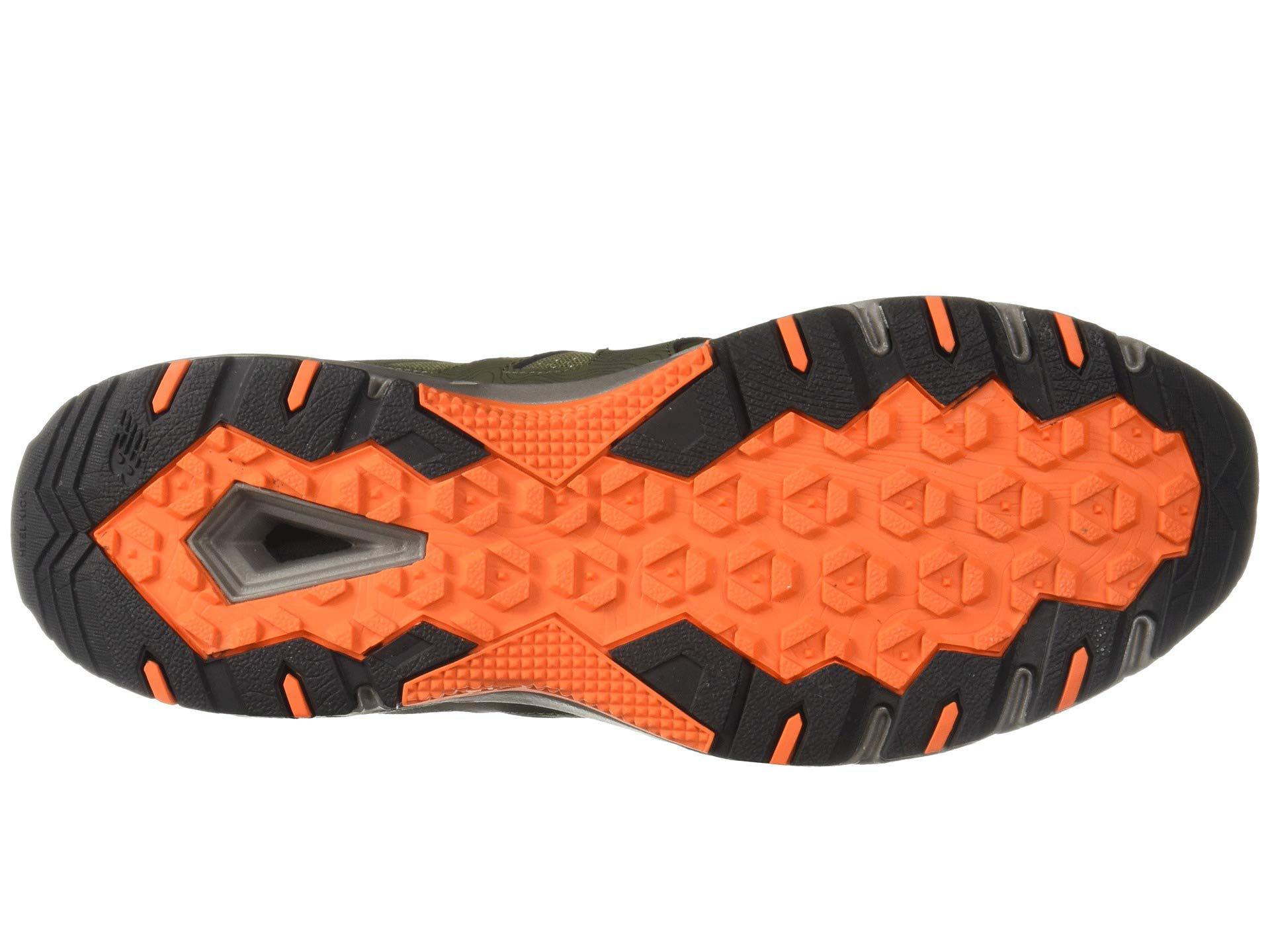 Lyst New Balance 510v4 Dark Covert Green Phantom Bengal Tiger Trumph Boots Darkbrown View Fullscreen