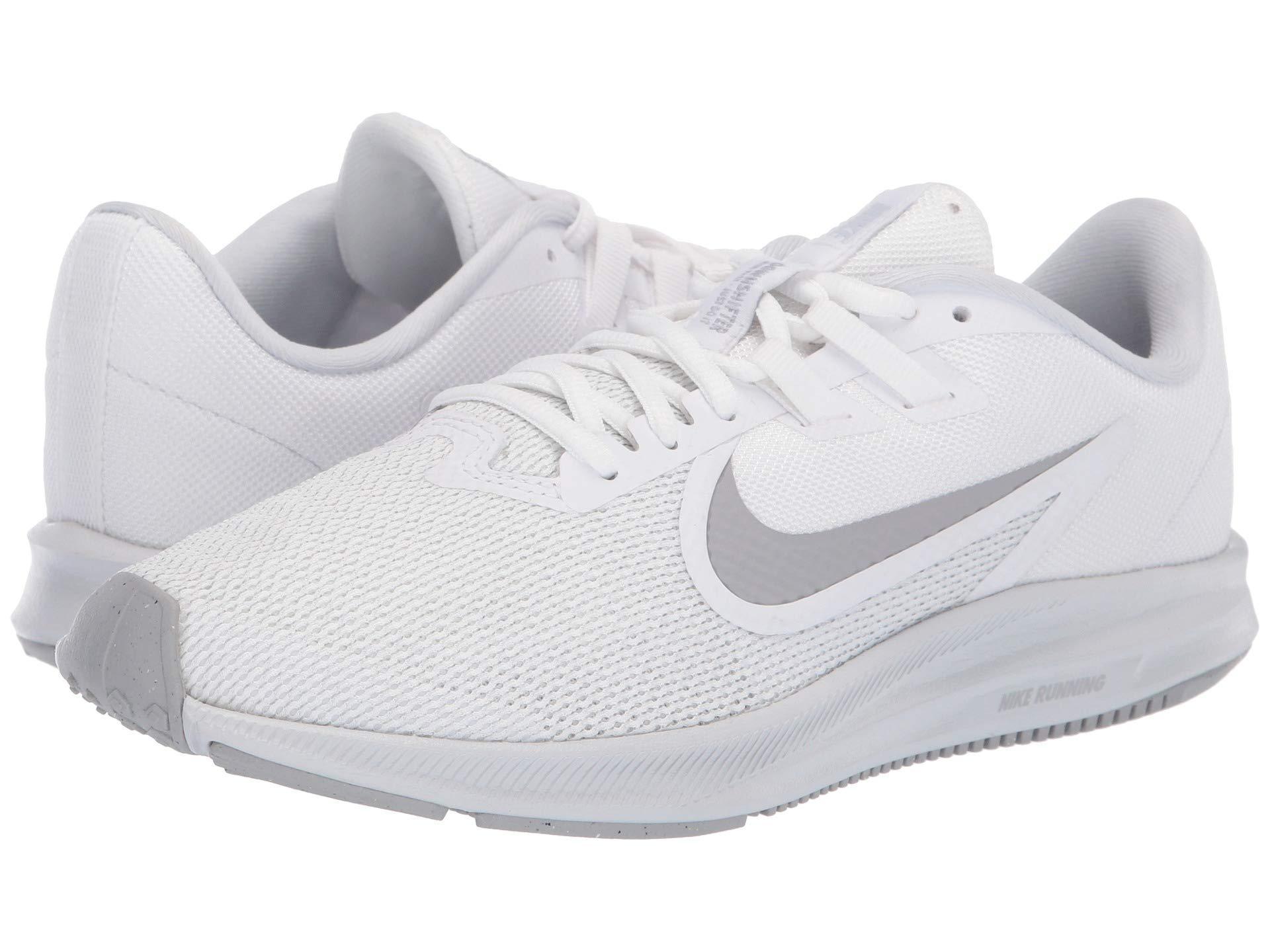 brand new 748af cca29 Nike. Gray Downshifter 9 (black laser Fuchsia dark Grey white) Women s  Running Shoes