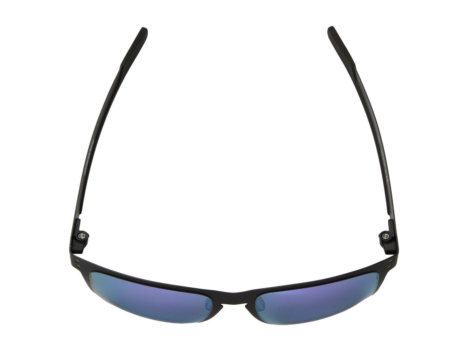 35293f01ea Oakley - Multicolor Holbrook Metal (matte Gunmetal W  Sapphire Iridium)  Fashion Sunglasses for. View fullscreen