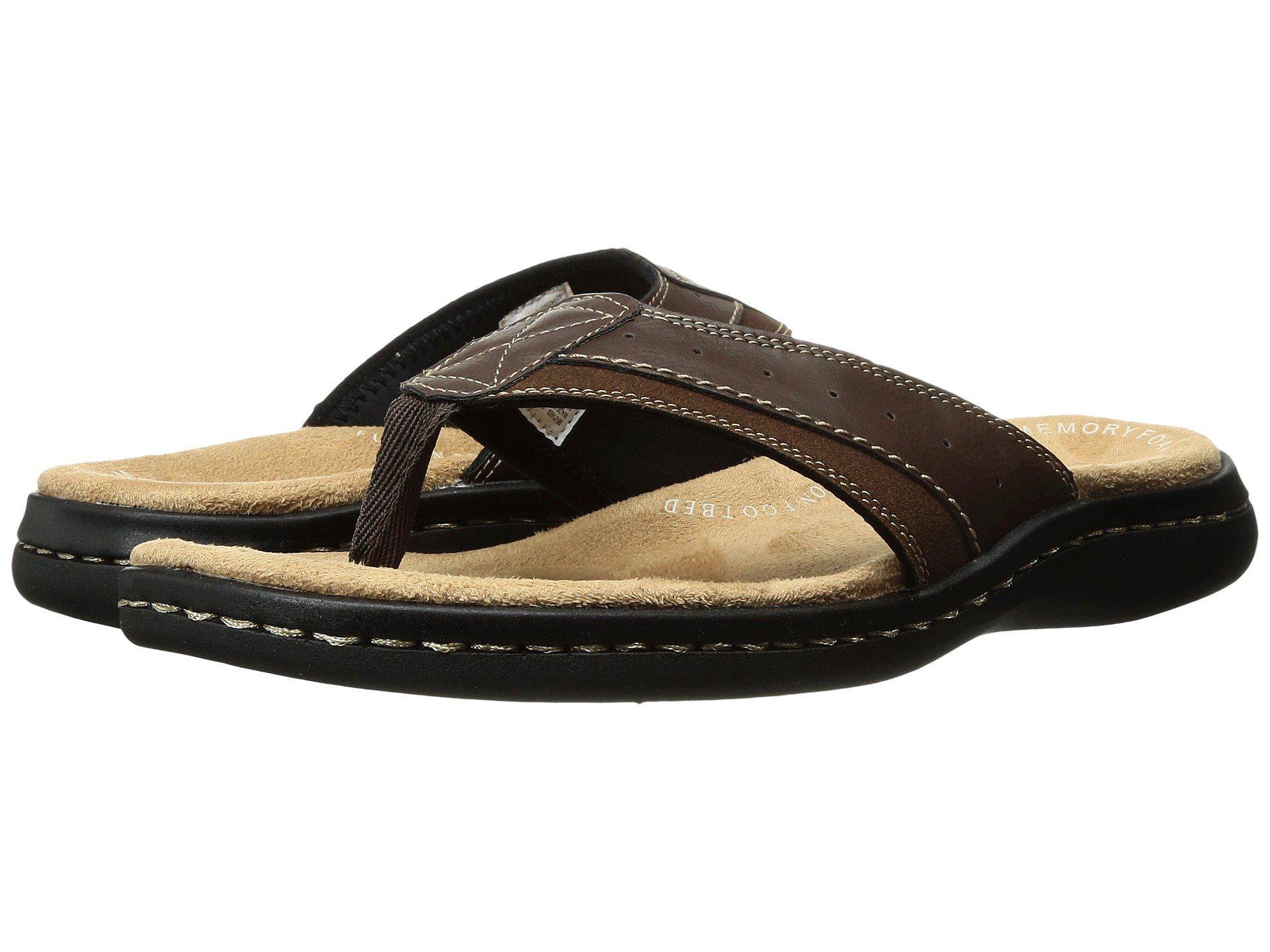 7309b61f4 Lyst - Dockers Laguna Thong Sandal (briar) Men s Shoes for Men