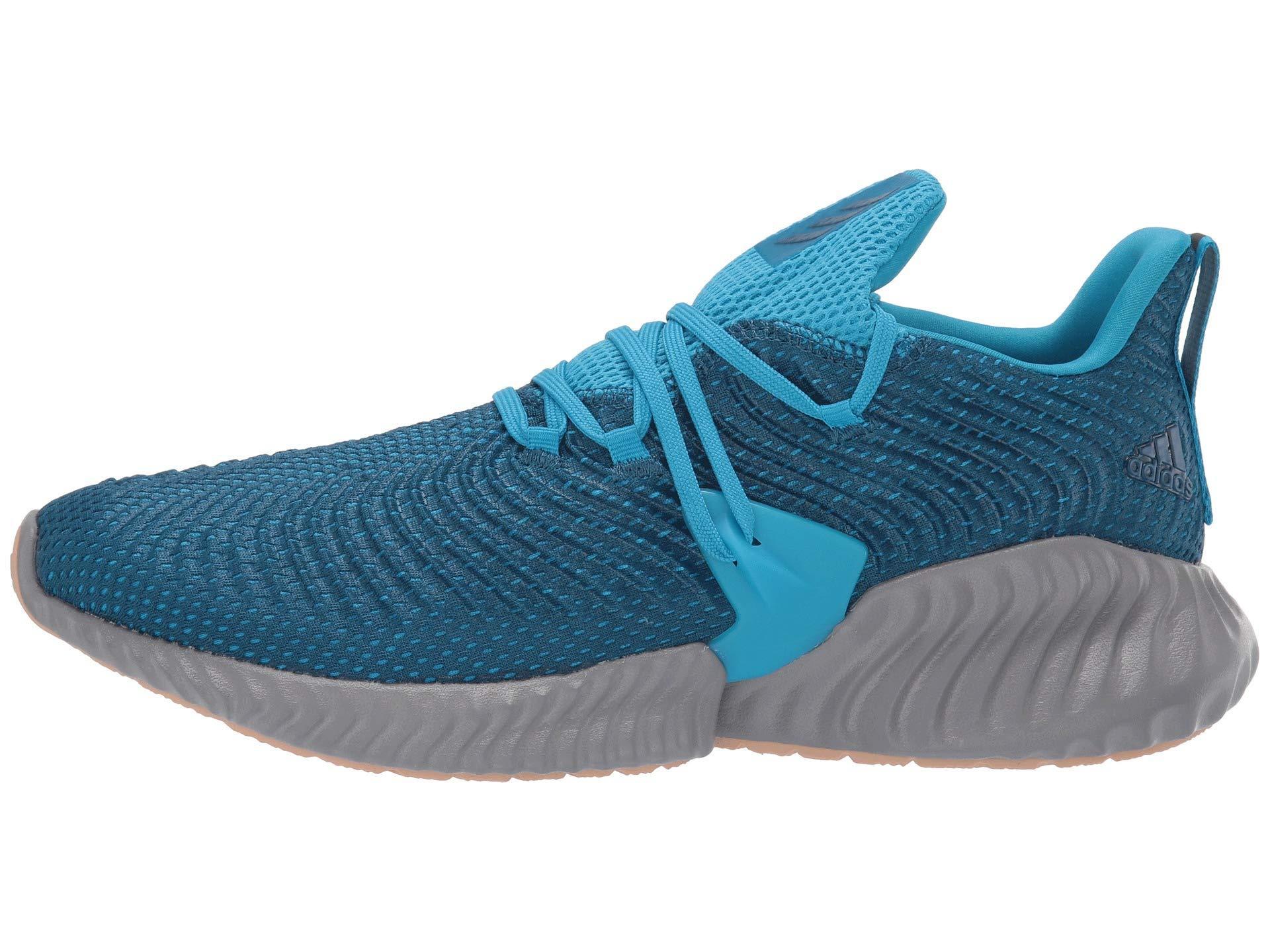 529c01daad49b Lyst - adidas Originals Alphabounce Instinct (legend Marine legend  Marine shock Cyan) Men s Running Shoes in Blue for Men