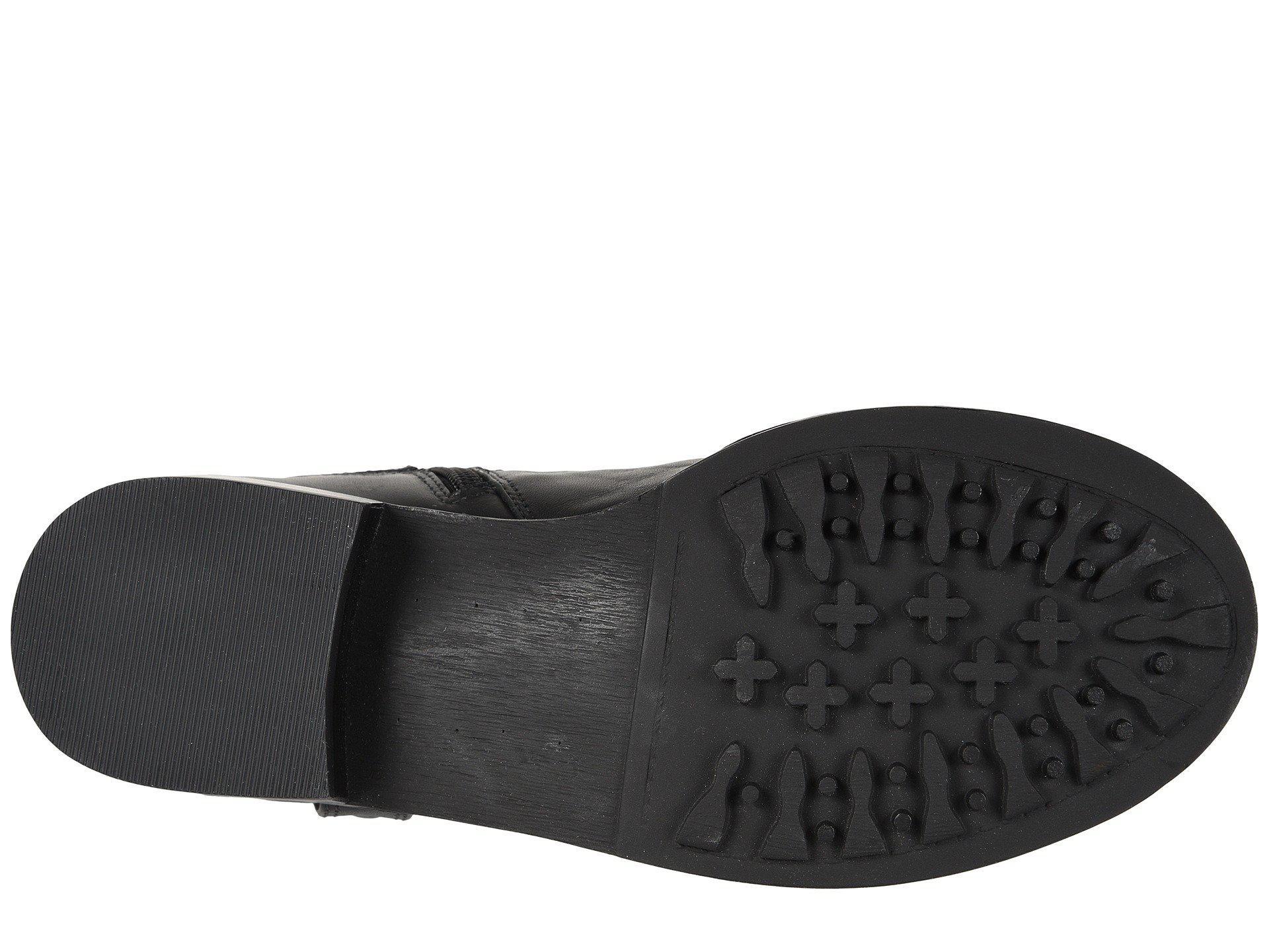 9c26ec7e67e Lyst - Walking Cradles Kristen Extra Wide Calf (black) Women's Shoes ...