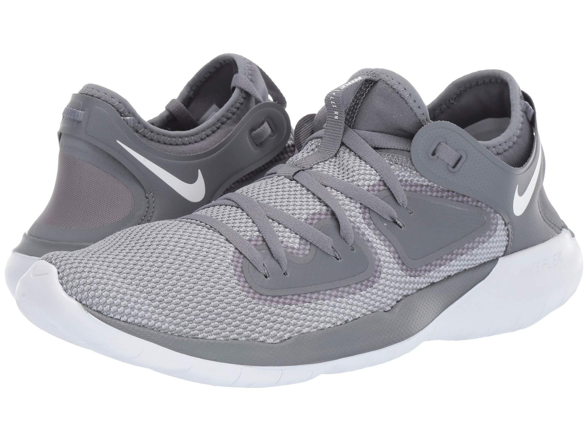 275369acc4b3c Lyst - Nike Flex 2019 Rn (cool Grey black wolf Grey white) Men s ...