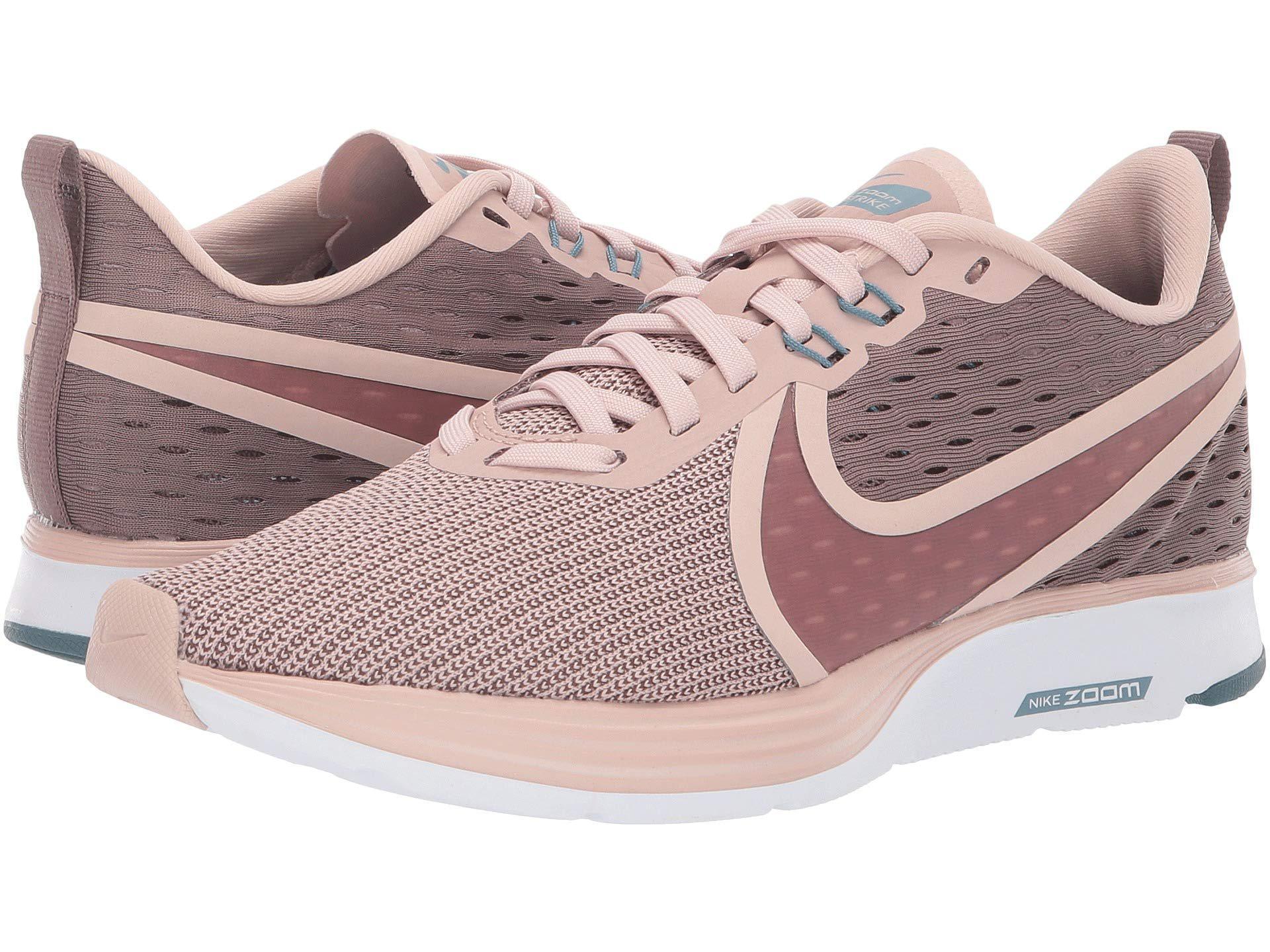 058482a486c80 Lyst - Nike Zoom Strike 2 (black anthracite white) Women u0027s Running  Shoes. Buy Nike Men ...