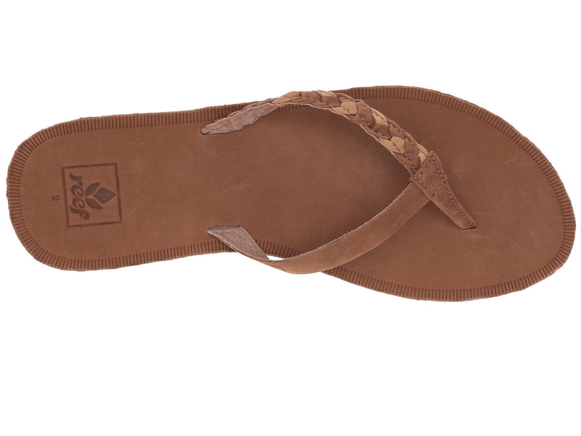 65df33c11 Reef - Brown Voyage Sunset (caramel) Women s Sandals - Lyst. View fullscreen