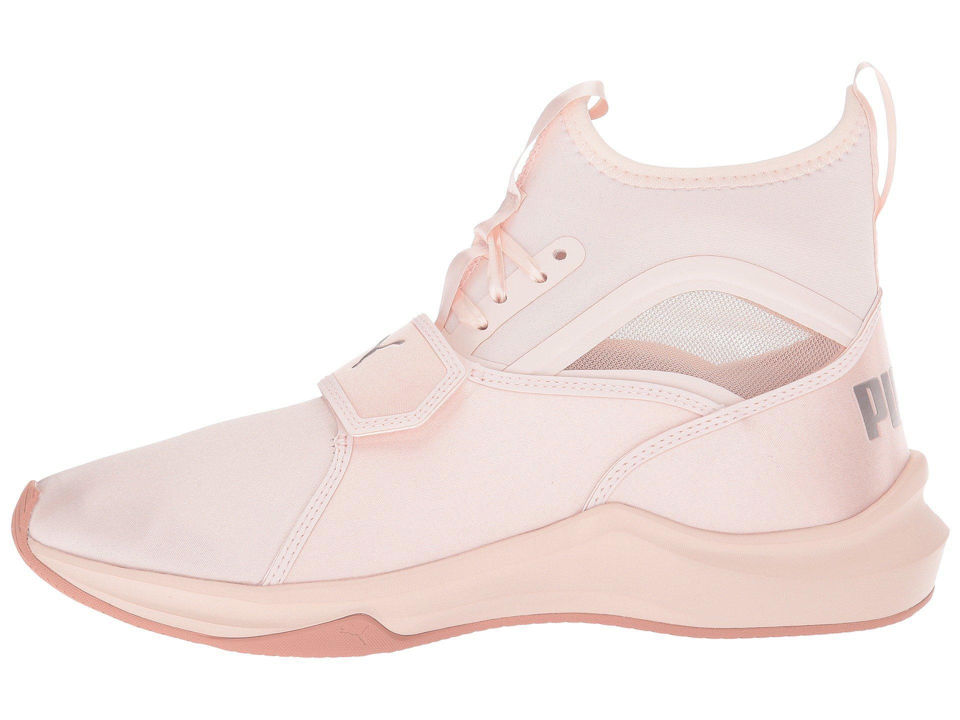 006f61daab1 Lyst - PUMA Phenom Satin Ep (pearl pearl) Women s Shoes in Pink