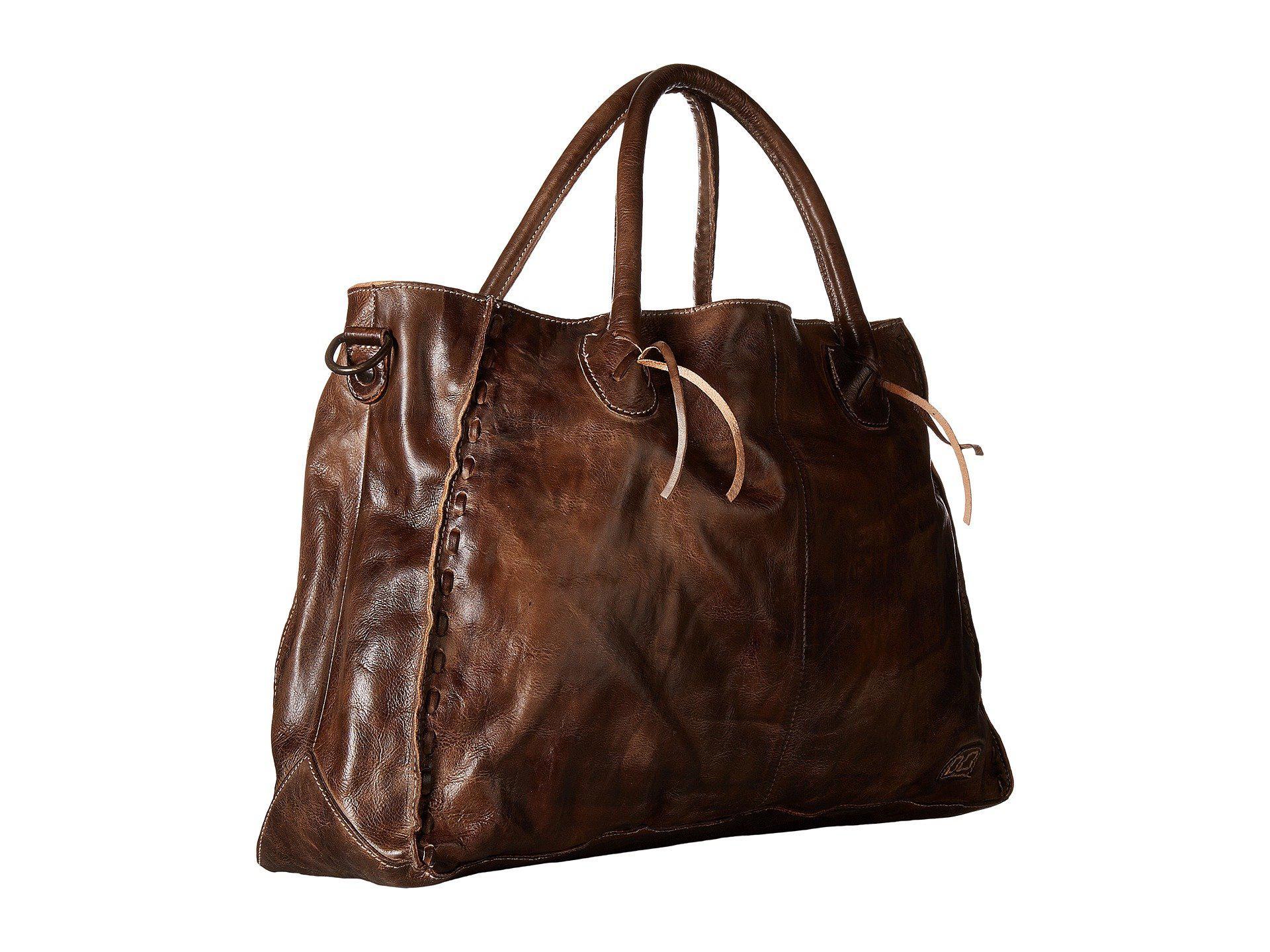 479732e5ba Lyst - Bed Stu Rockaway (teak Rustic) Handbags in Brown