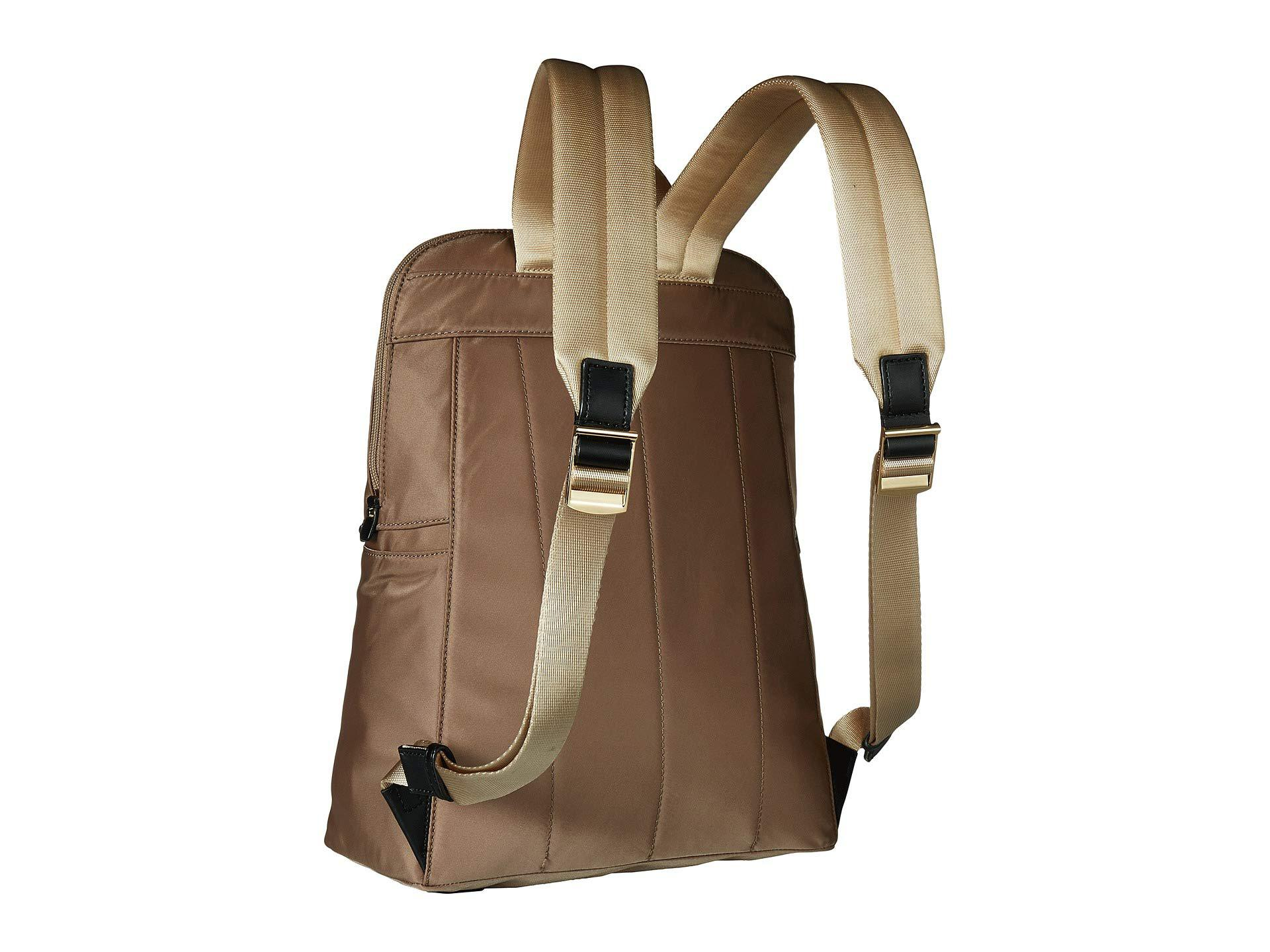 5124a5bea106 MICHAEL Michael Kors - Brown Polly Medium Slim Backpack (dune) Backpack  Bags - Lyst. View fullscreen