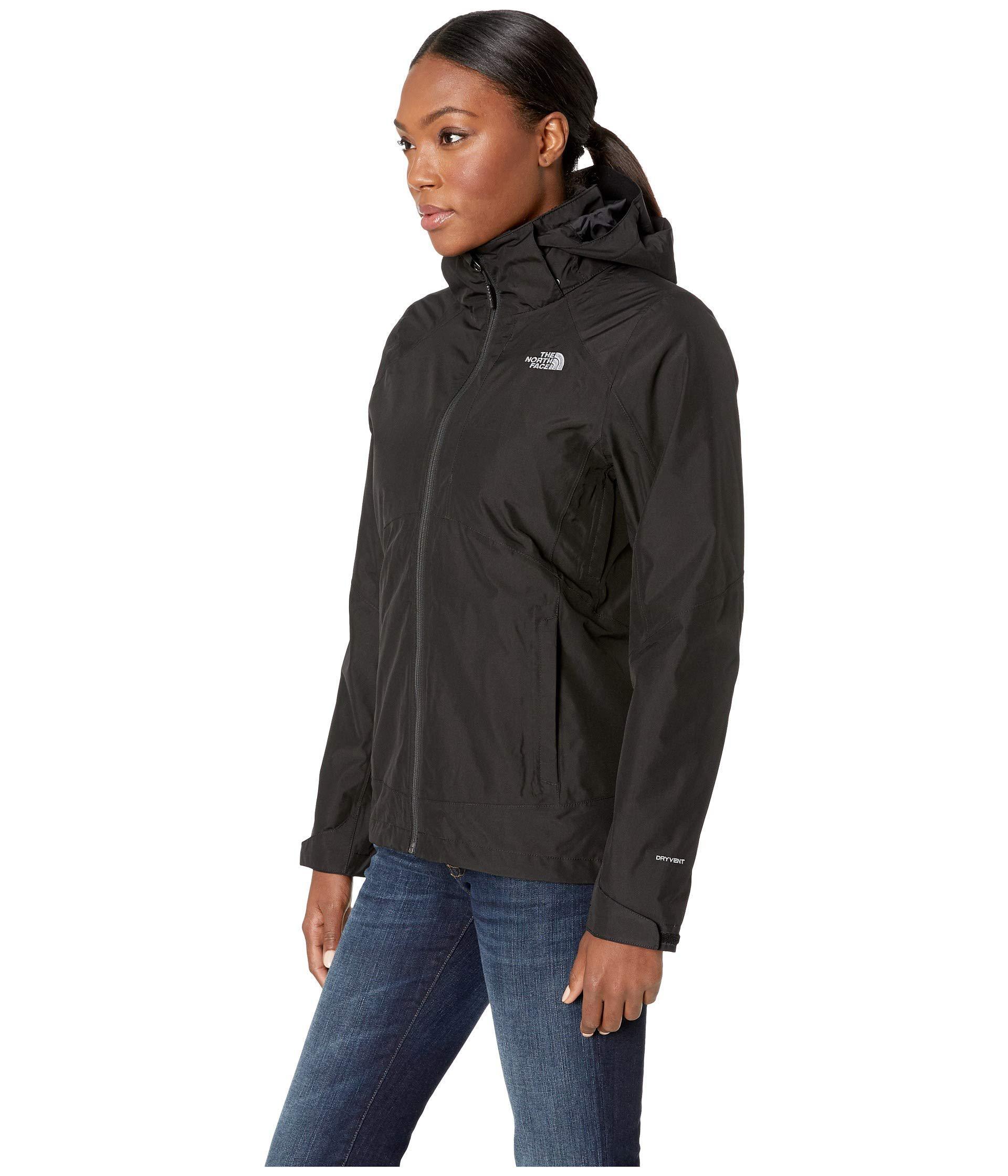0ab7da708d Lyst - The North Face Osito Triclimate(r) Jacket (tnf Black tnf Black)  Women s Coat in Black