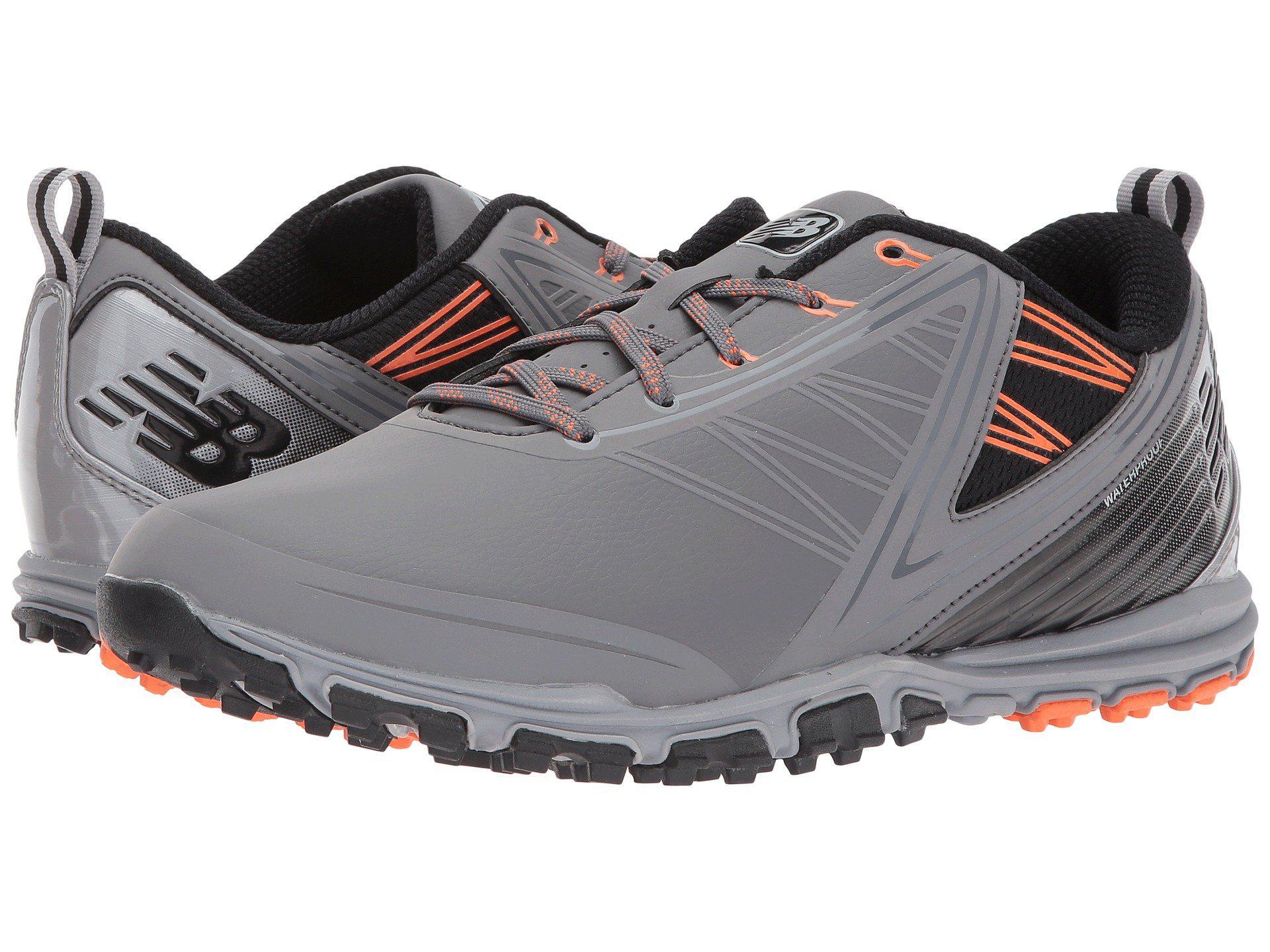 073ca4124c8a2 Lyst - New Balance Nbg1006 Minimus Sl (white/black) Men's Golf Shoes ...