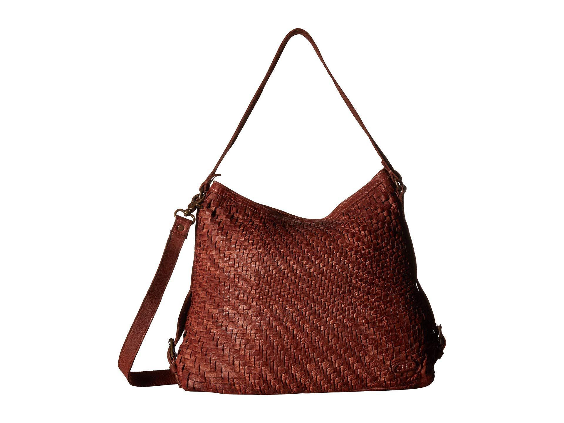 Bed Stu Women S Brown Metz Cognac Rustic Handbags