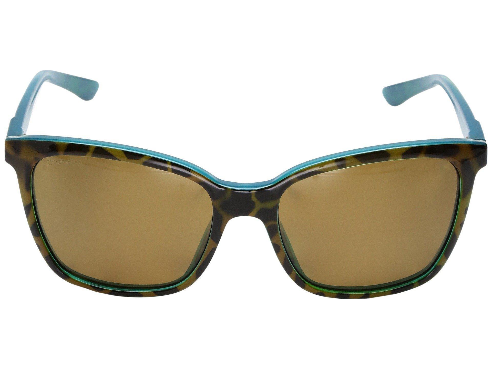 2837545a52 Smith Optics - Blue Colette (tortoise Marine chromapop Polarized Brown  Lens) Fashion Sunglasses. View fullscreen