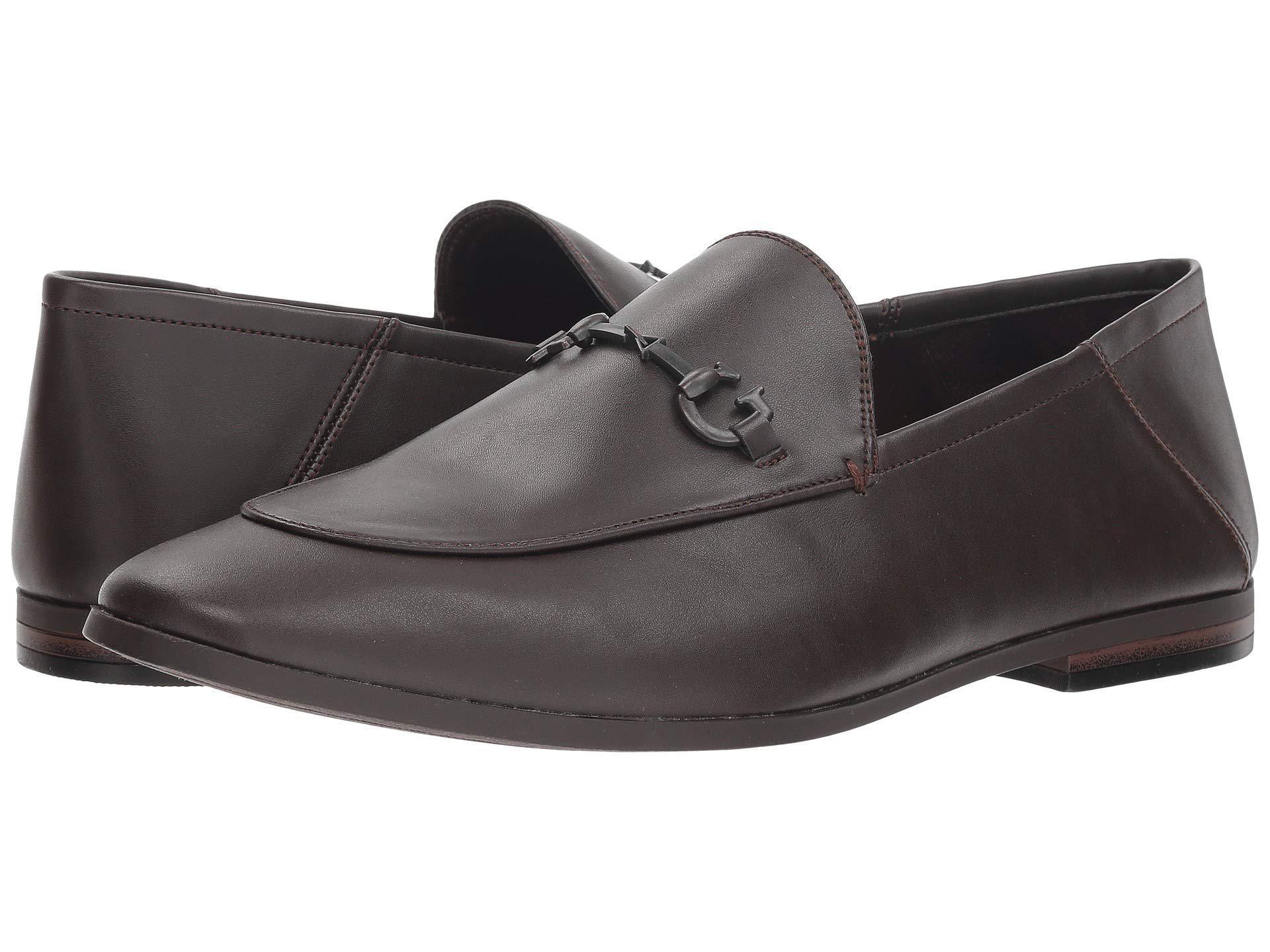 2fb4801d9c2 Lyst - Guess Edwin 2 (dark Blue) Men s Shoes in Brown for Men