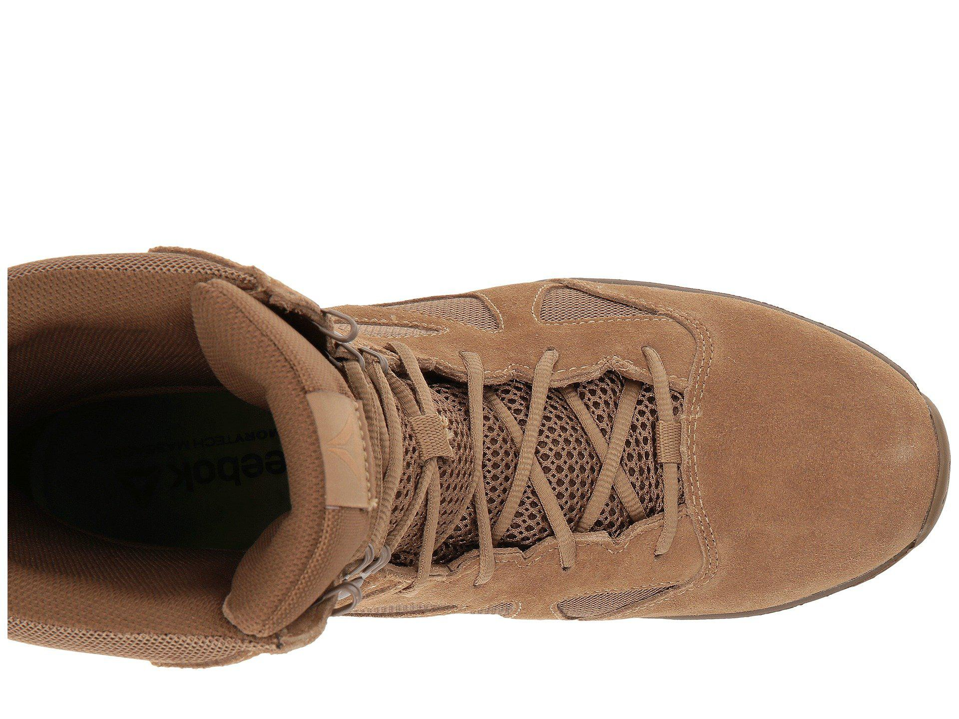 Reebok - Brown Sublite Cushion Tactical Ar670-1 Compliant (coyote) Men s  Boots for. View fullscreen 4beaf240f