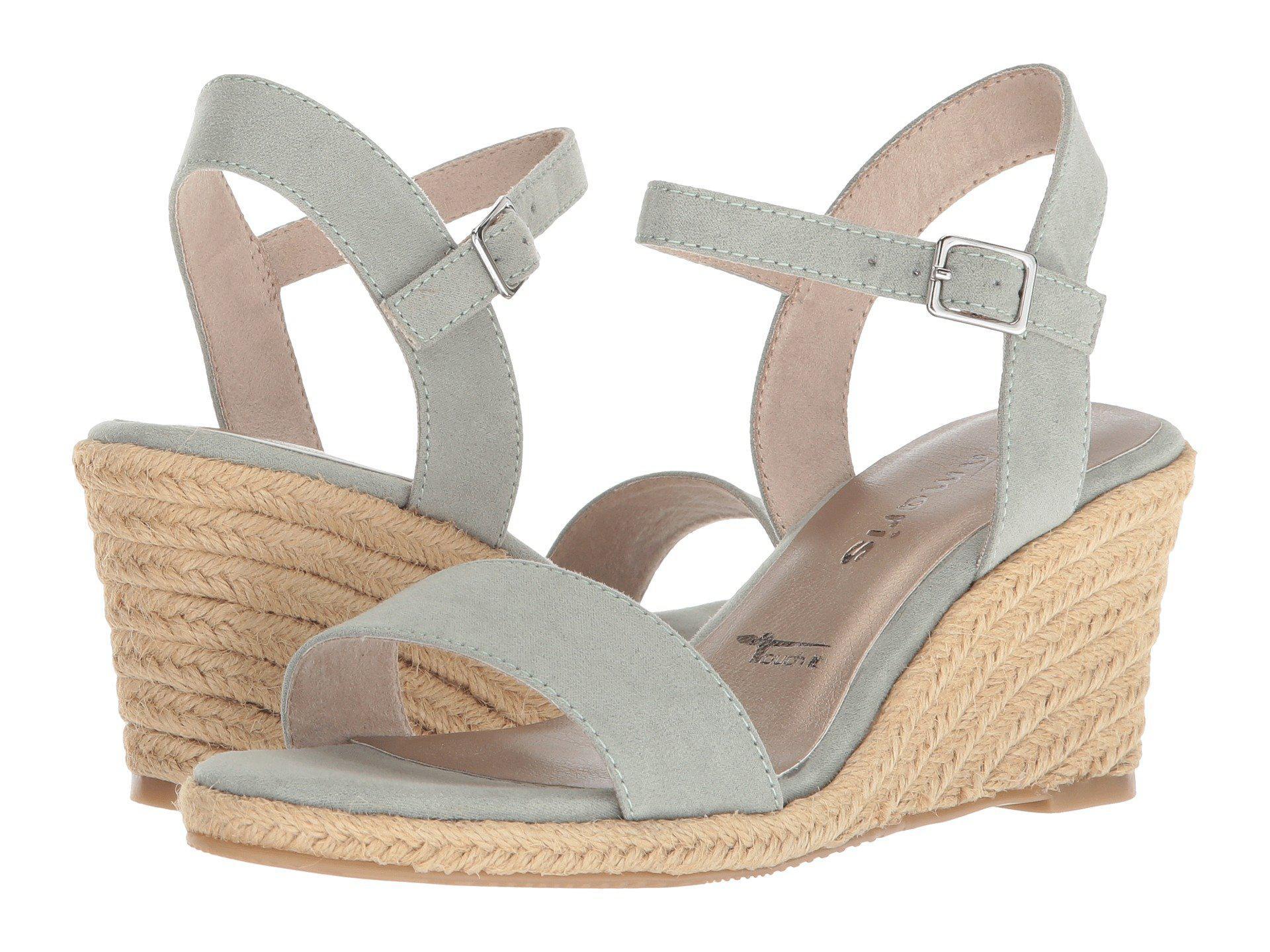 59b91acef56 Lyst - Tamaris Livia 1-1-28300-20 (pistacchio) Women s Sling Back Shoes