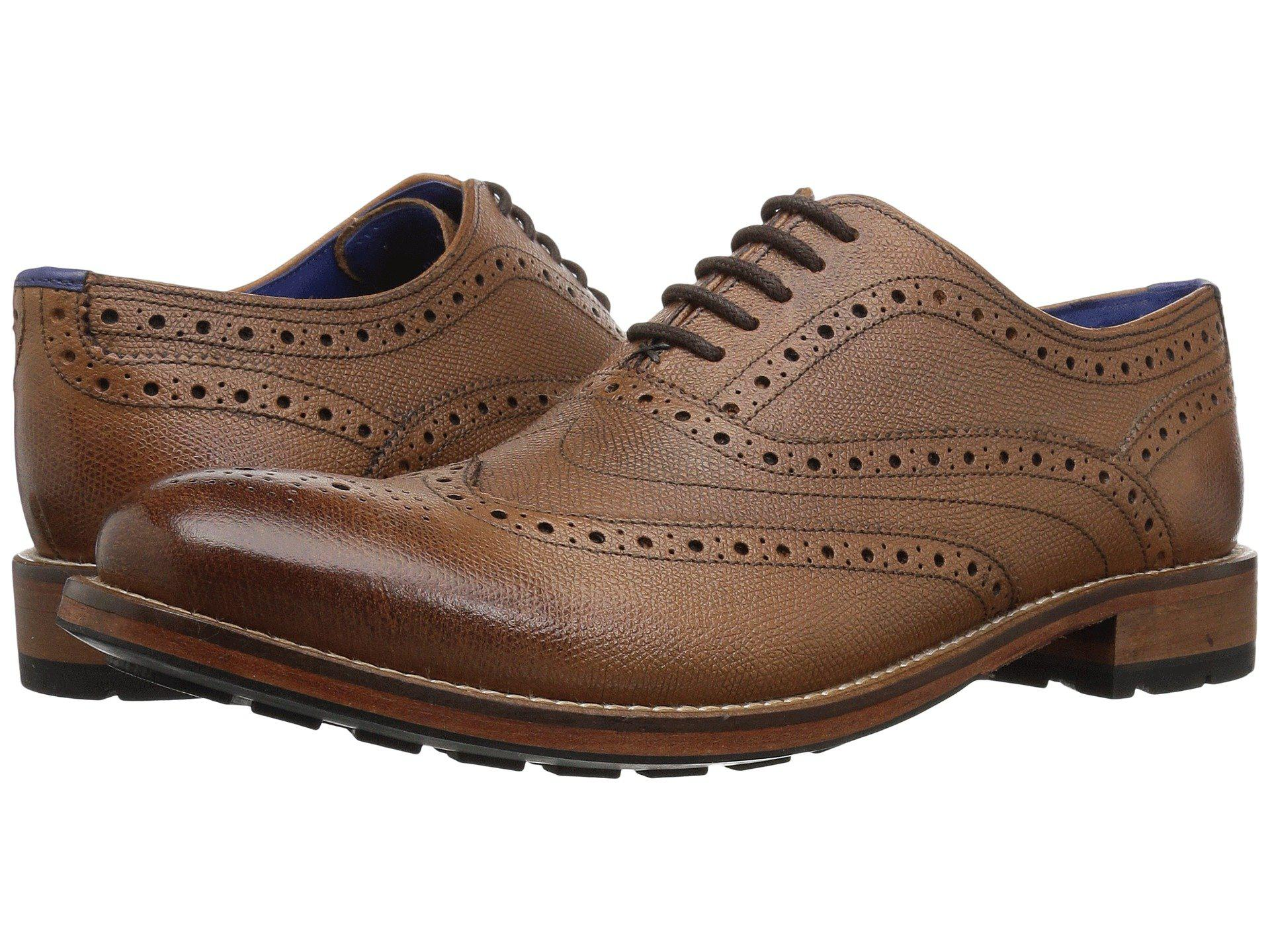 ee20ad96d9976 Lyst - Ted Baker Guri 9 (tan Leather) Men s Shoes in Brown for Men ...