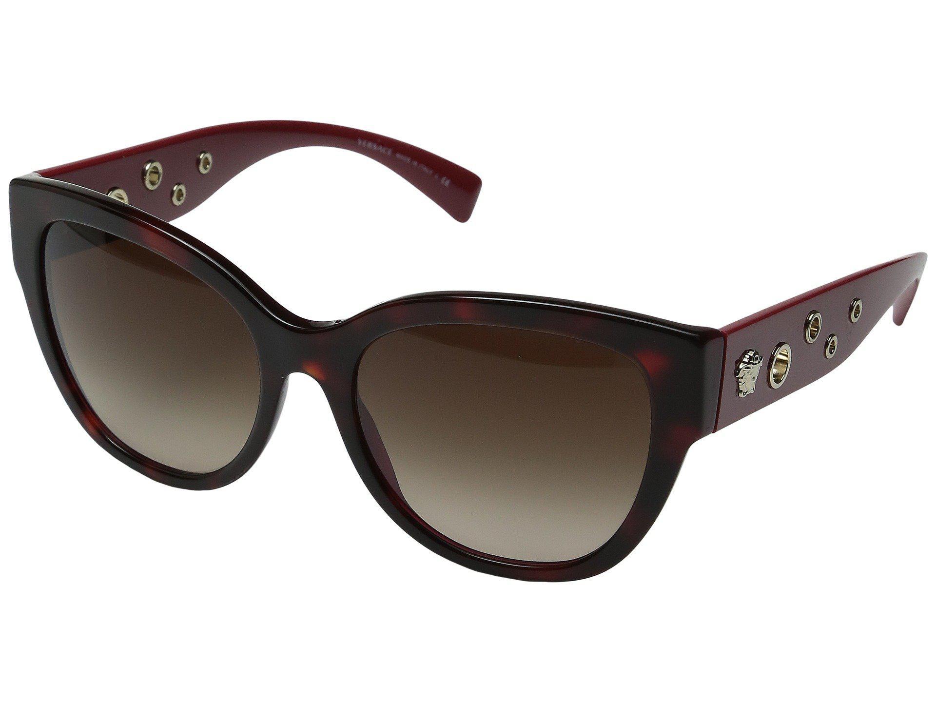 4a7ba2f388 Lyst - Versace Ve4314 in Brown
