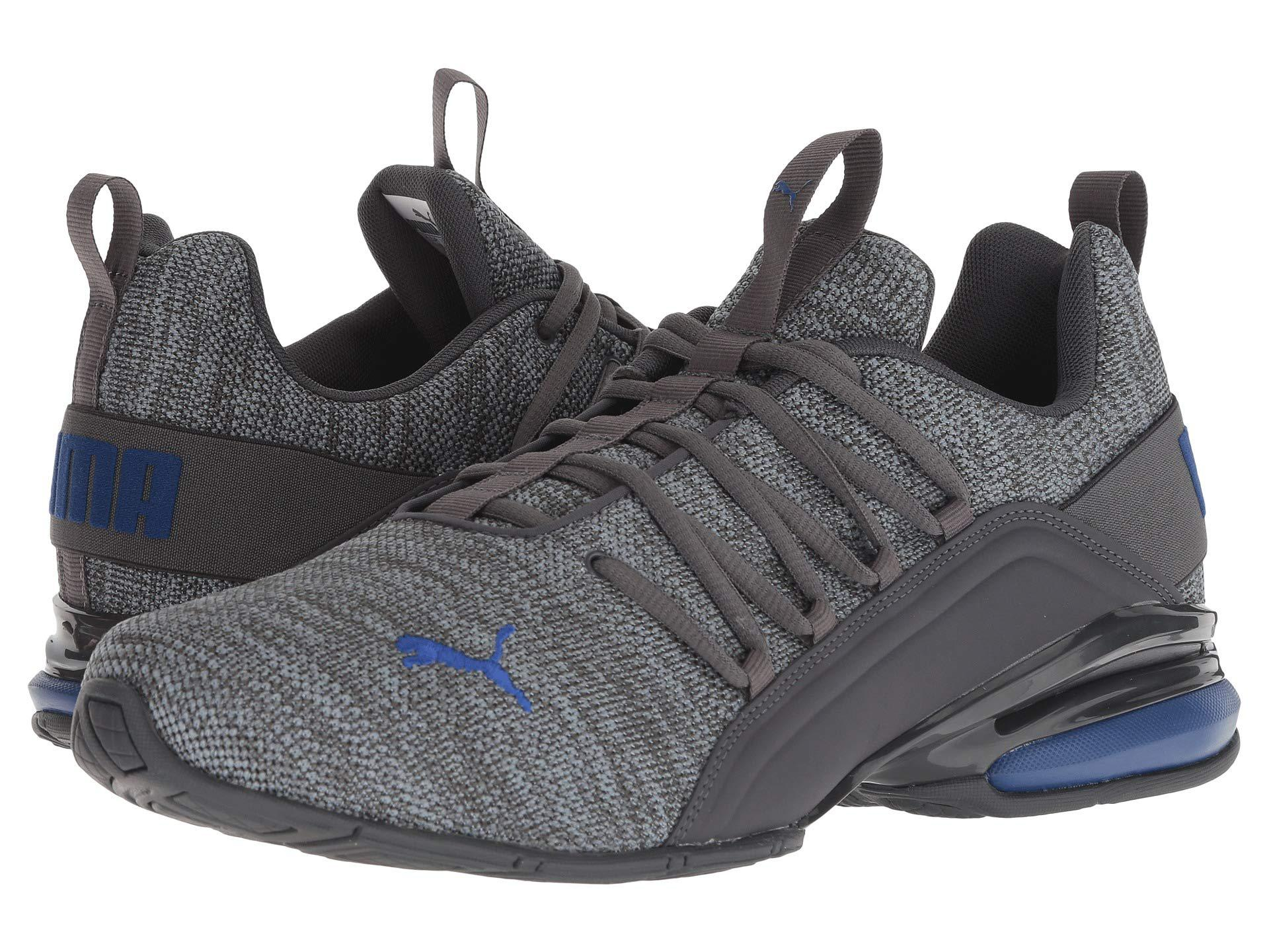 Lyst - PUMA Axelion ( Black peacoat) Men s Shoes for Men be77ce038