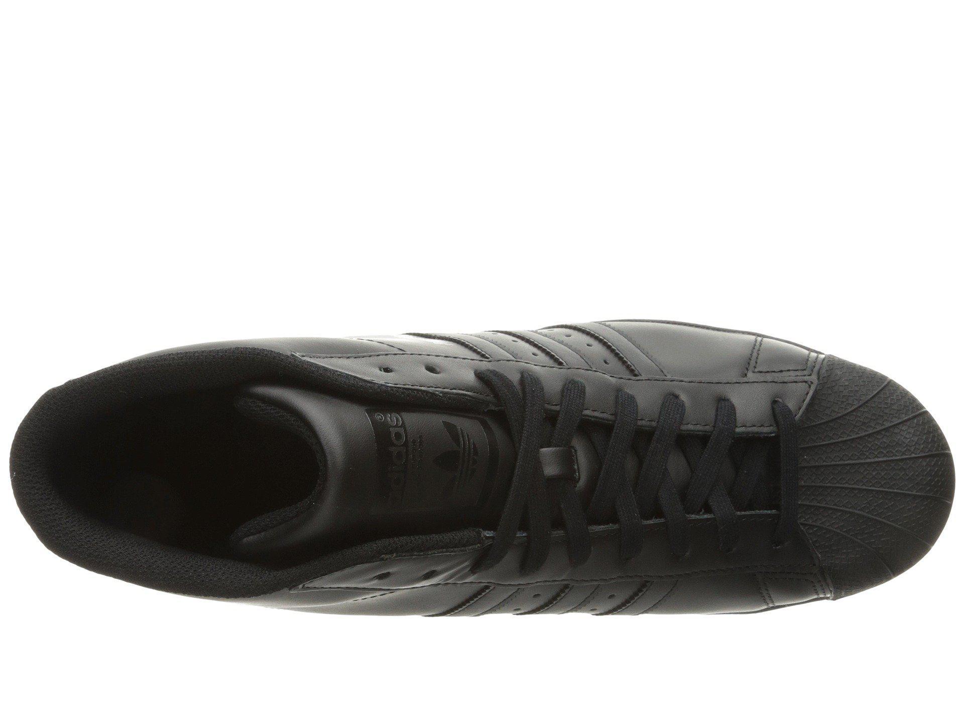 hot sale online 840b4 4590b Adidas Originals - Pro Model (core Black core Black core Black) Men s. View  fullscreen