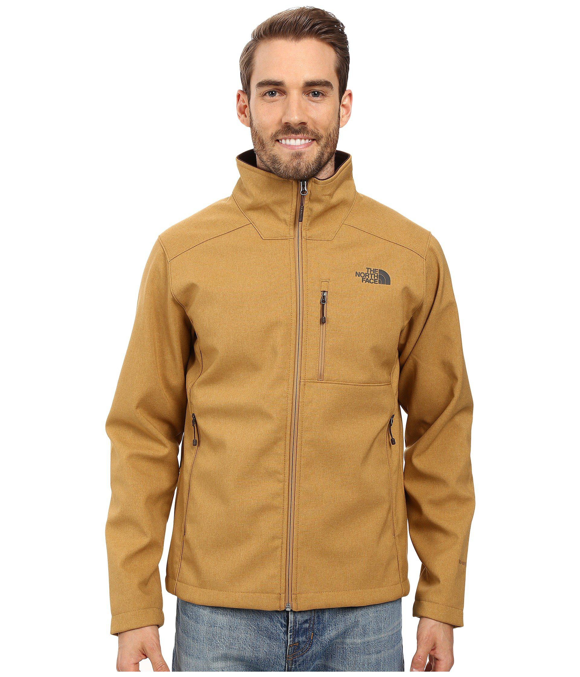 b317c3e02c9f Lyst - The North Face Apex Bionic 2 Jacket in Brown for Men