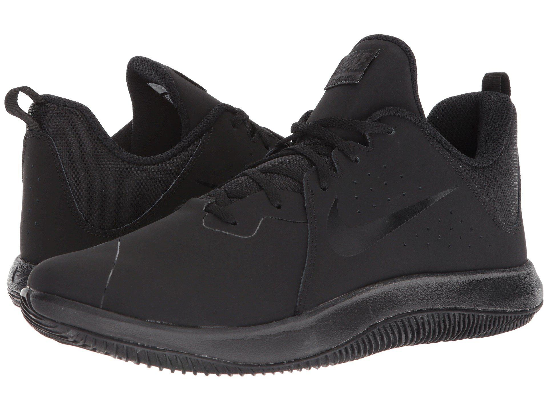 0f35fc8345f Nike Fly. By Low Nbk (black anthracite) Men s Basketball Shoes in ...