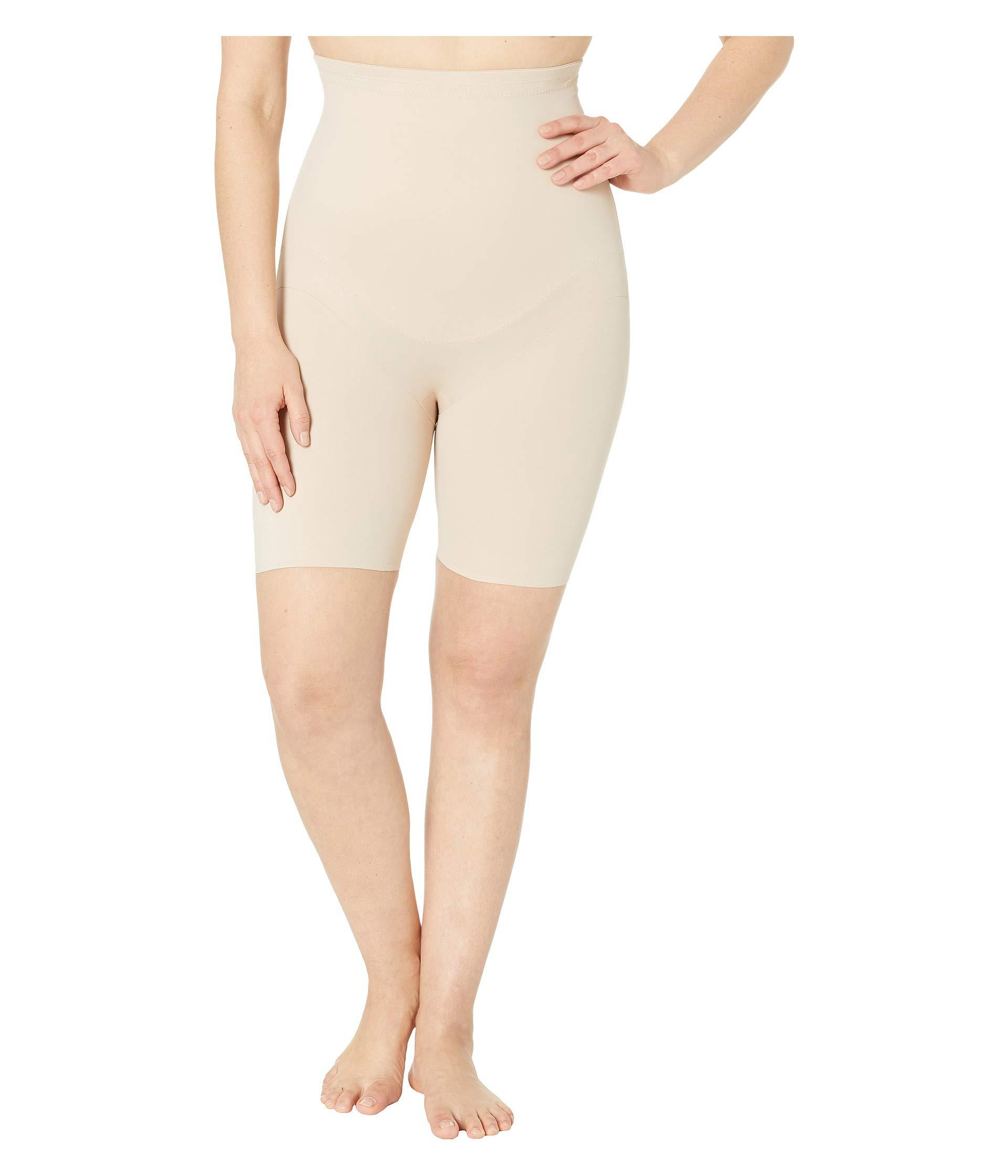 2b6ad07d498 Lyst - Miraclesuit Plus Size Extra Firm Control High-waist Thigh ...