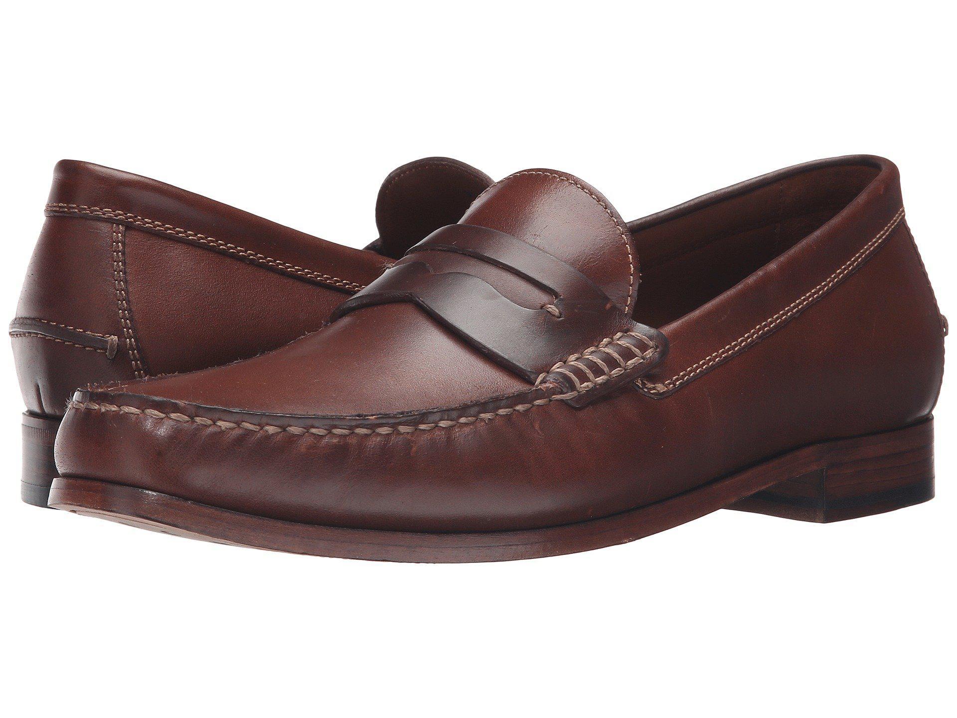 ee7e2165497 Lyst - Trask Sadler (brandy American Steer) Men s Slip On Shoes in ...