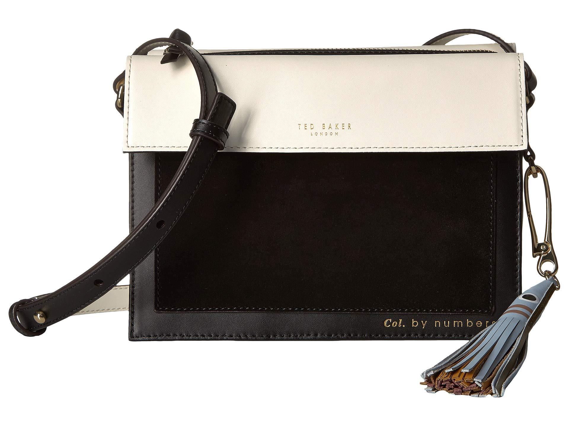 0deda525e Lyst - Ted Baker Glacial (black) Handbags in Black