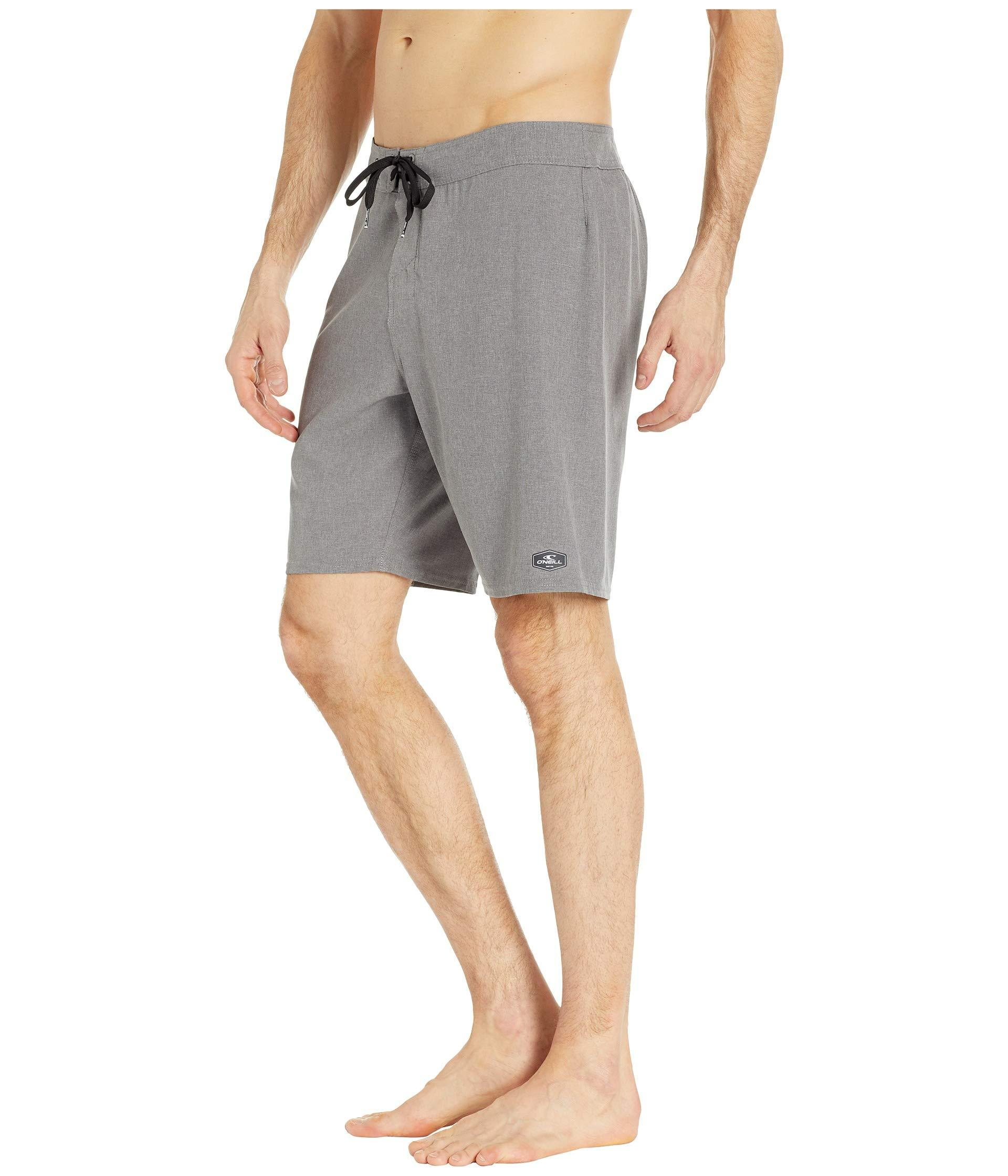 e6ab516d78 Lyst - O'neill Sportswear Hyperfreak Solid Boardshorts (camo) Men's  Swimwear in Gray for Men