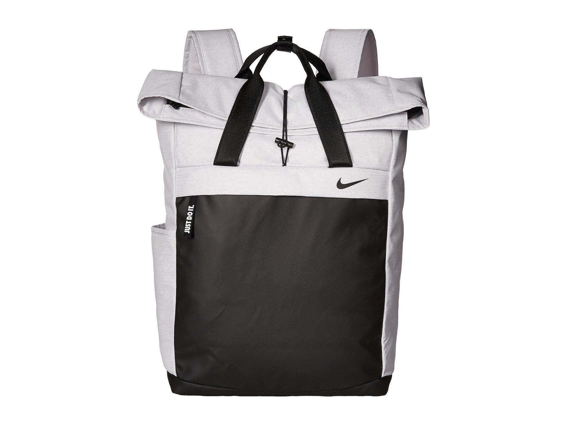 Lyst - Nike Radiate Backpack (black black black) Backpack Bags in Black fd2b3a550b938