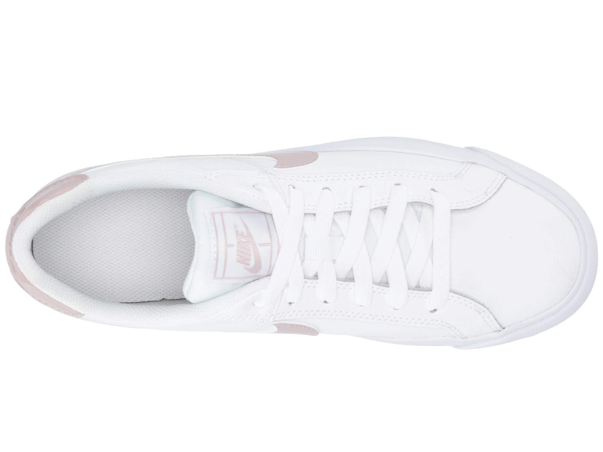 Lyst - Nike Court Royale Ac (white particle Rose) Women s Shoes in White d5d1a8bd0