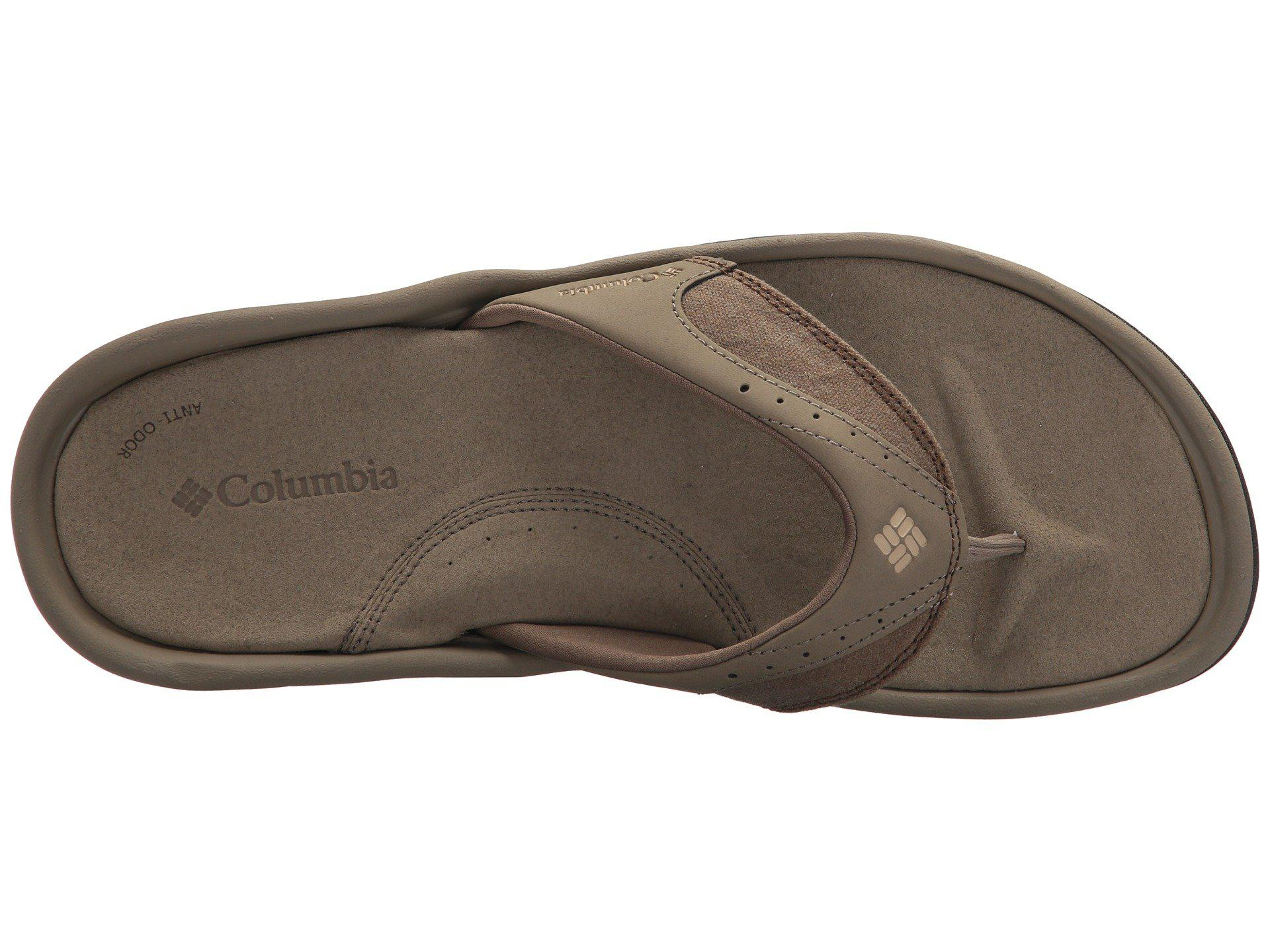 1981a3cf7a0 Lyst - Columbia Tango Thong Iii (cordovan red Element) Men s Shoes ...