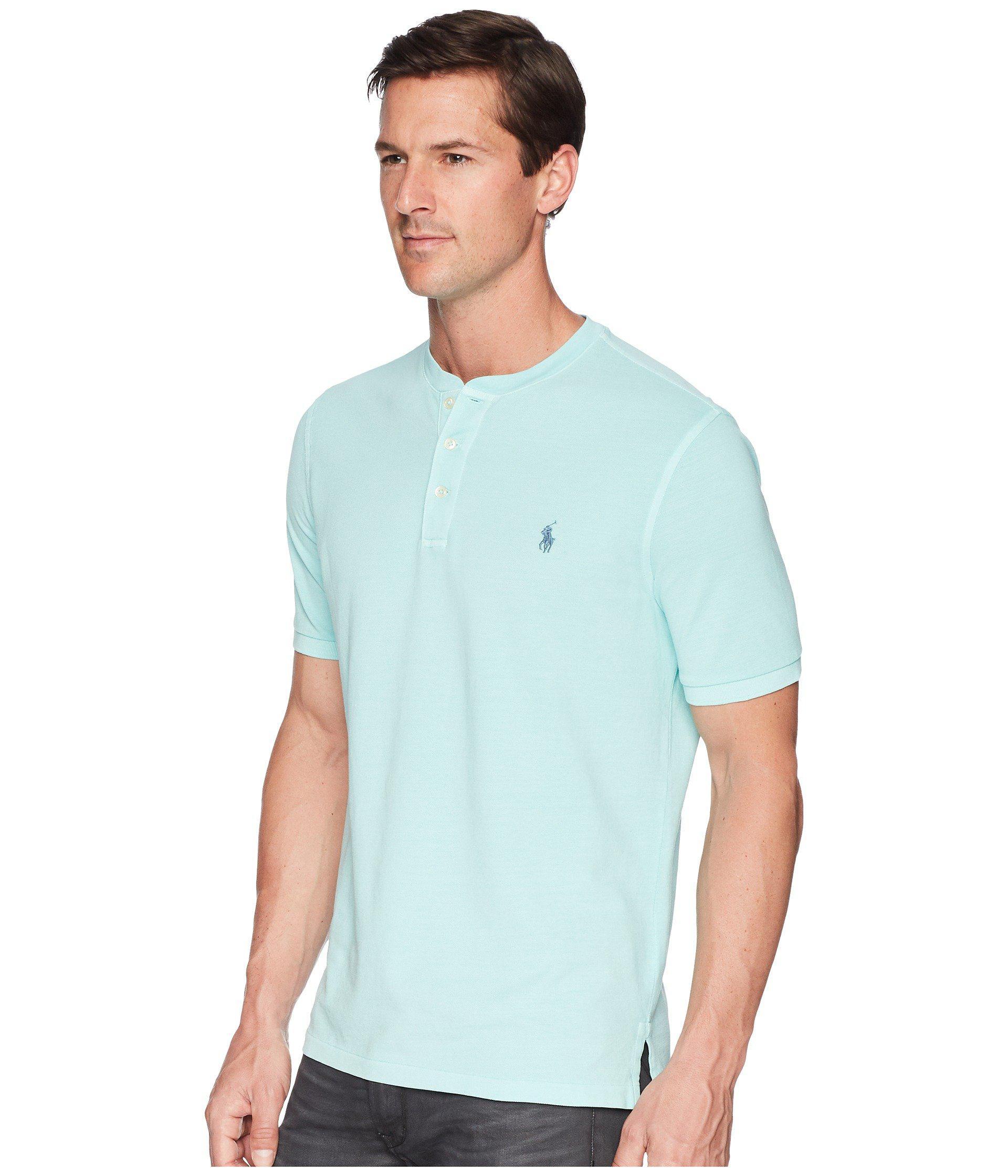124cf4c52d2a4 polo-ralph-lauren-Bayside-Green-Featherweight-Mesh-Short-Sleeve-Knit-Henley- polo-Black-Mens-Clothing.jpeg