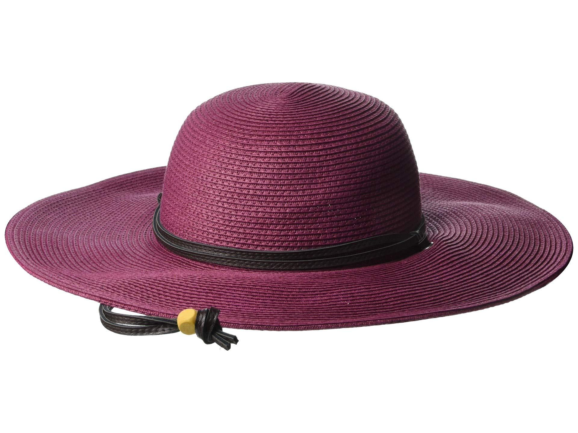 d5f088774 Lyst - Columbia Global Adventuretm Packable Hat (wine Berry ...