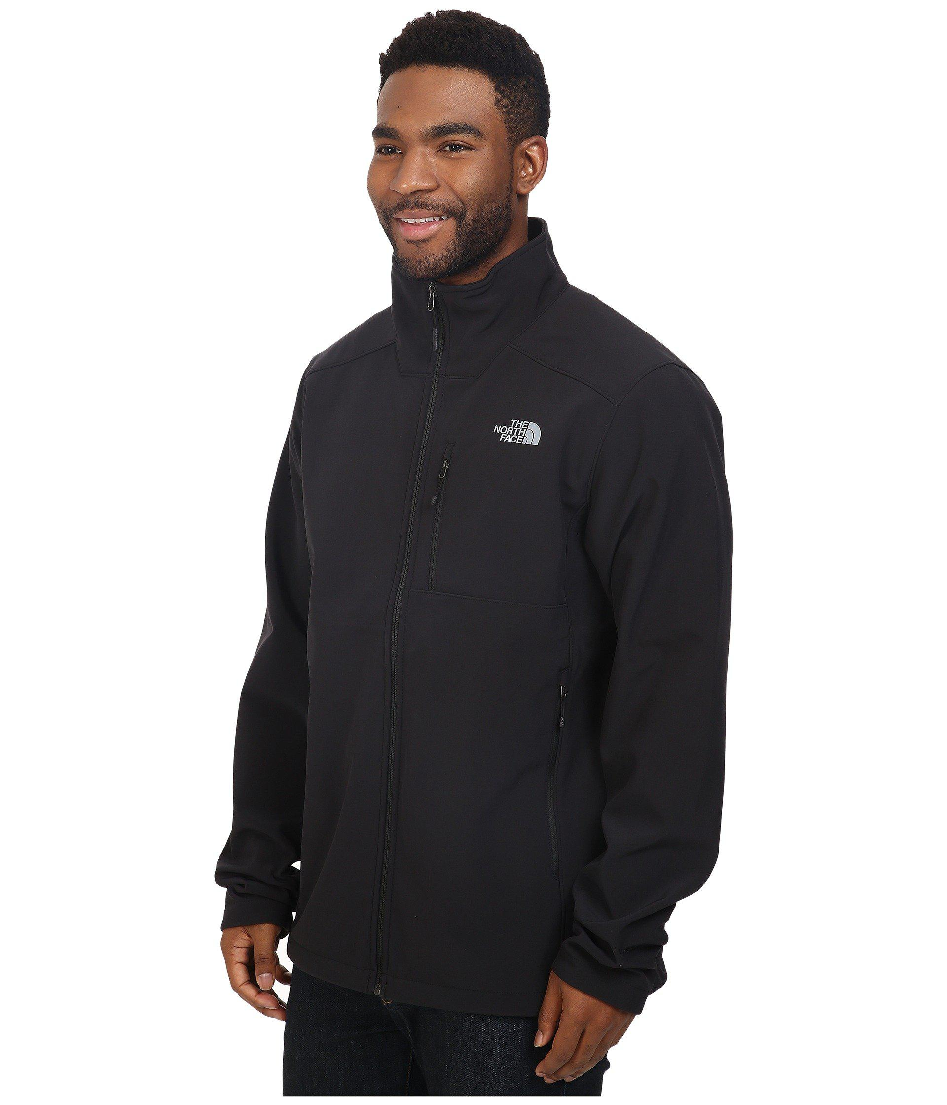d6cb55c6ad Lyst - The North Face Apex Bionic 2 Jacket - Tall (tnf Black) Men s Coat in  Green for Men - Save 29%