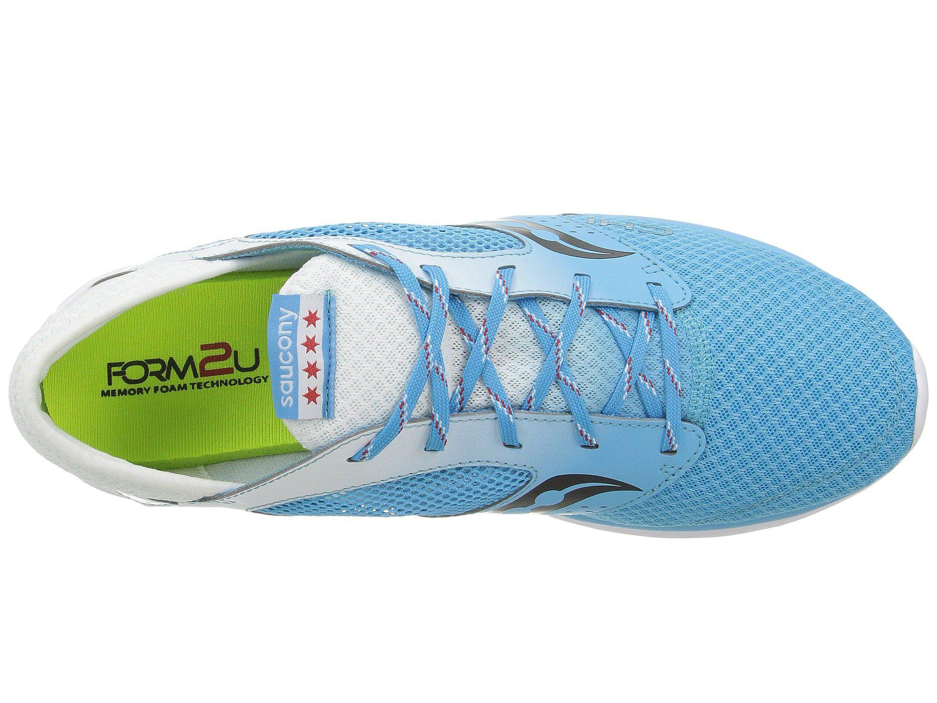 87756ec33a Lyst - Saucony Kineta Relay (blue/white) Athletic Shoes for Men