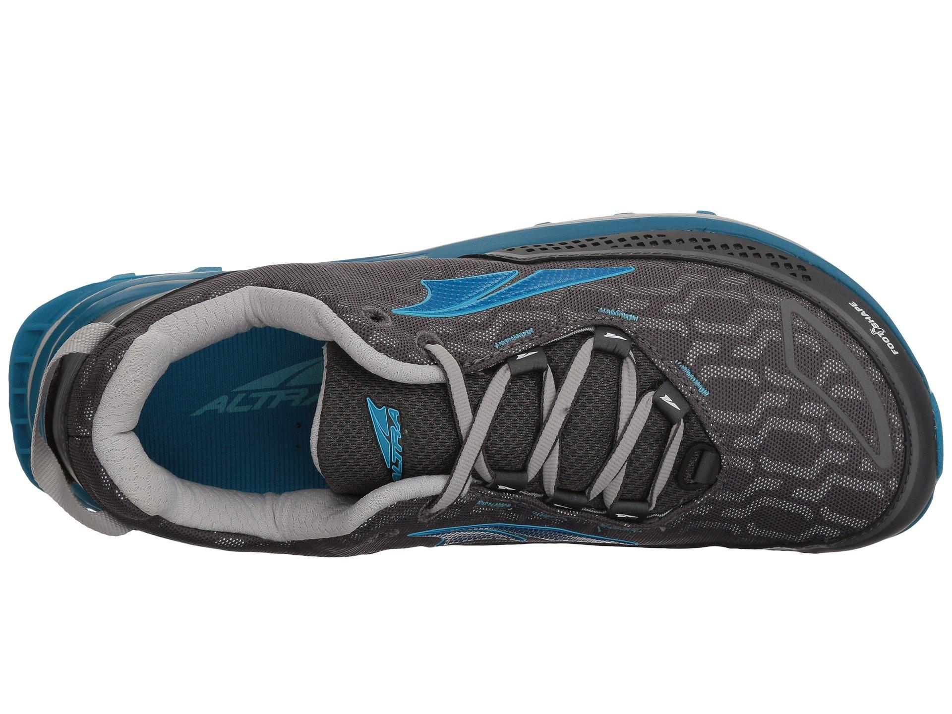 31ee65075641e Lyst - Altra Timp Iq (charcoal blue) Women s Running Shoes in Blue