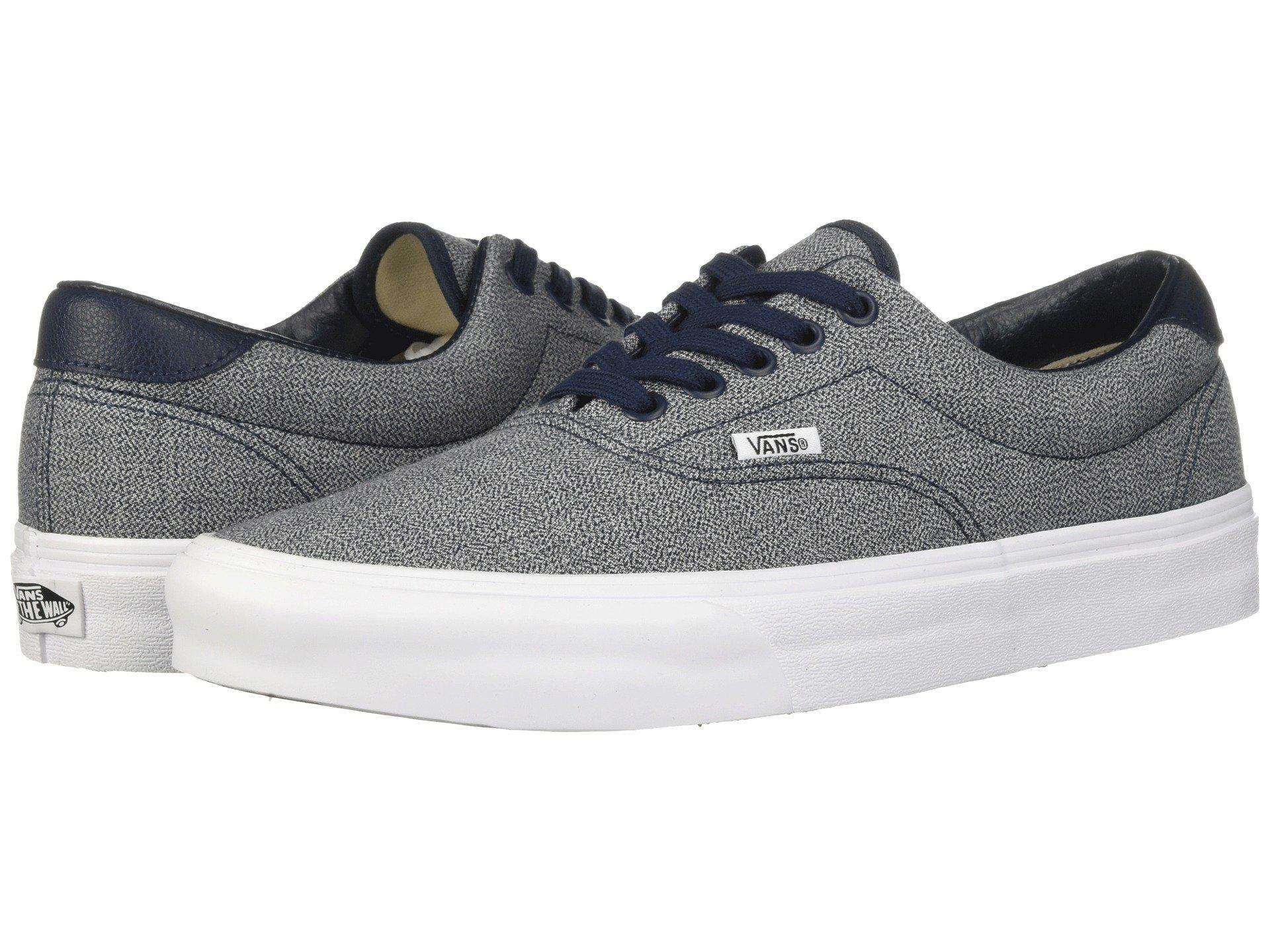 da49fdcc18 Lyst - Vans Era 59 ((c l) Frost Gray acid Denim) Skate Shoes for Men