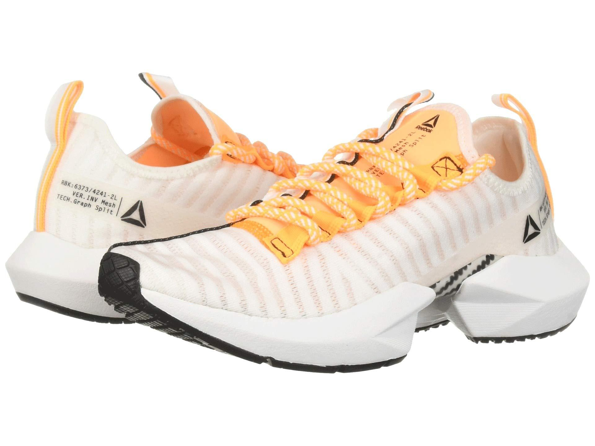d0f7d86a148ee Reebok. White Sole Fury Se (black cold Grey neon Red) Women s Running Shoes