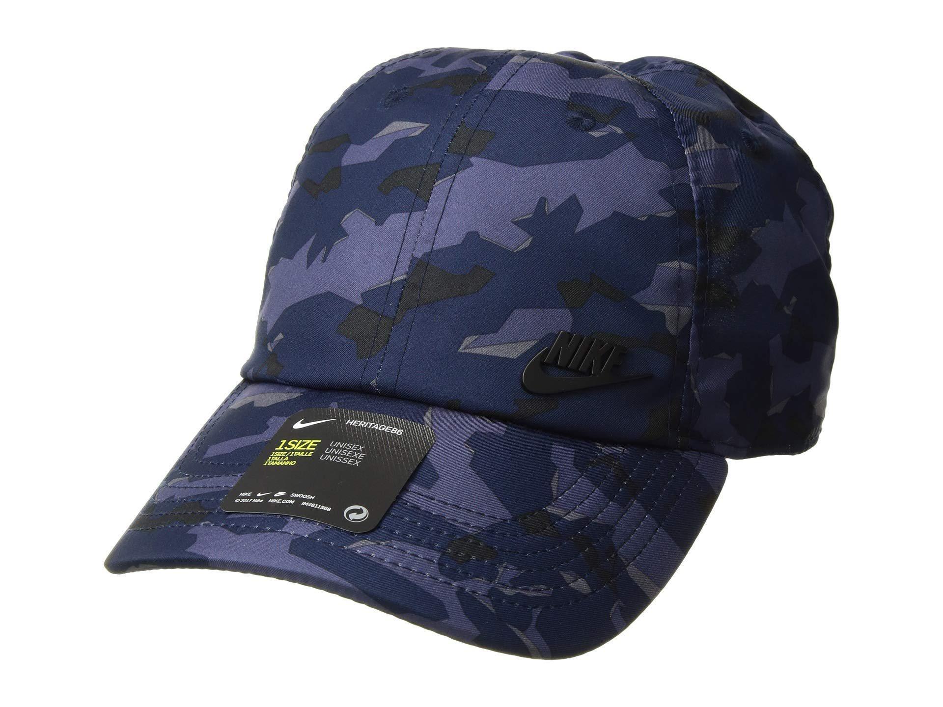 b919ae80 Nike Sportswear H86 Metal Future Cap (burgundy Ash/burgundy Ash ...
