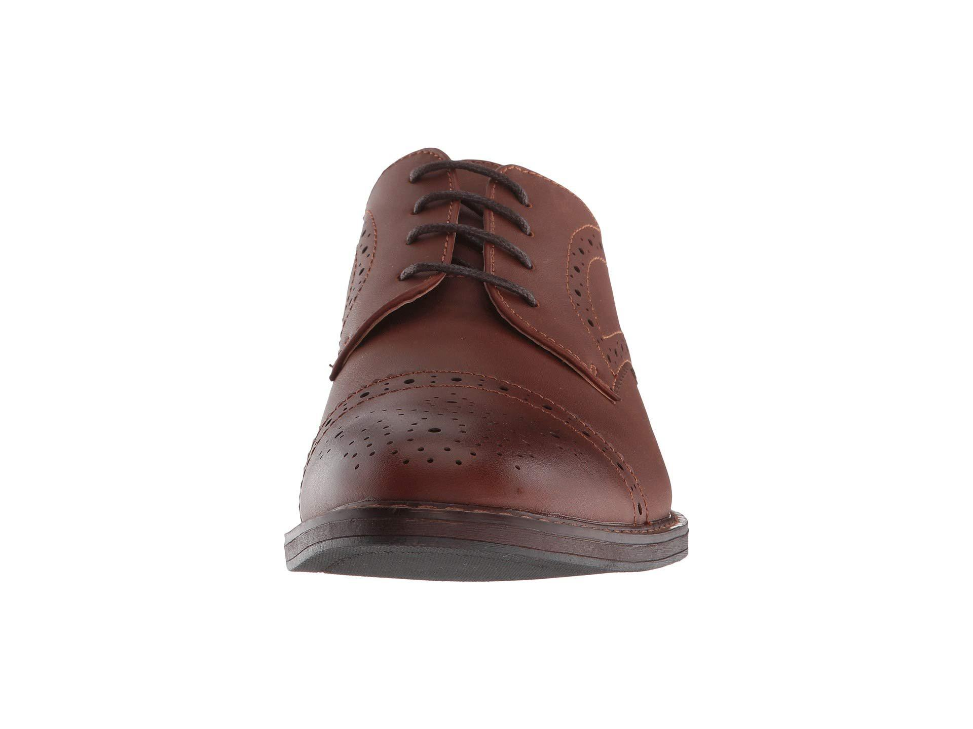 abb75aca01 Nunn Bush - Brown Palmer Cap Toe Oxford (cognac) Men s Shoes for Men -.  View fullscreen