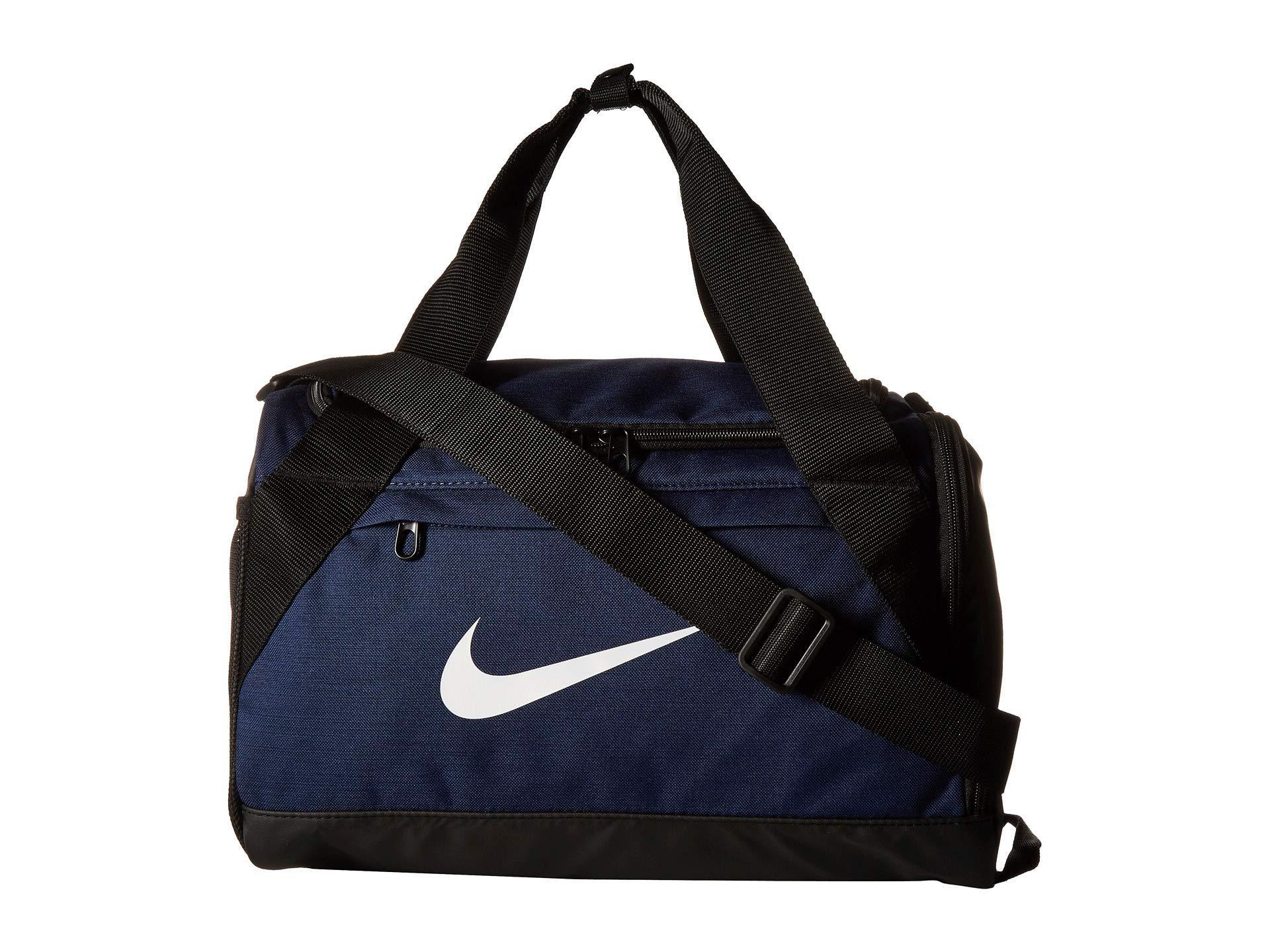 83f1543323 Lyst - Nike Brasilia Extra Small Training Duffel Bag (black black ...