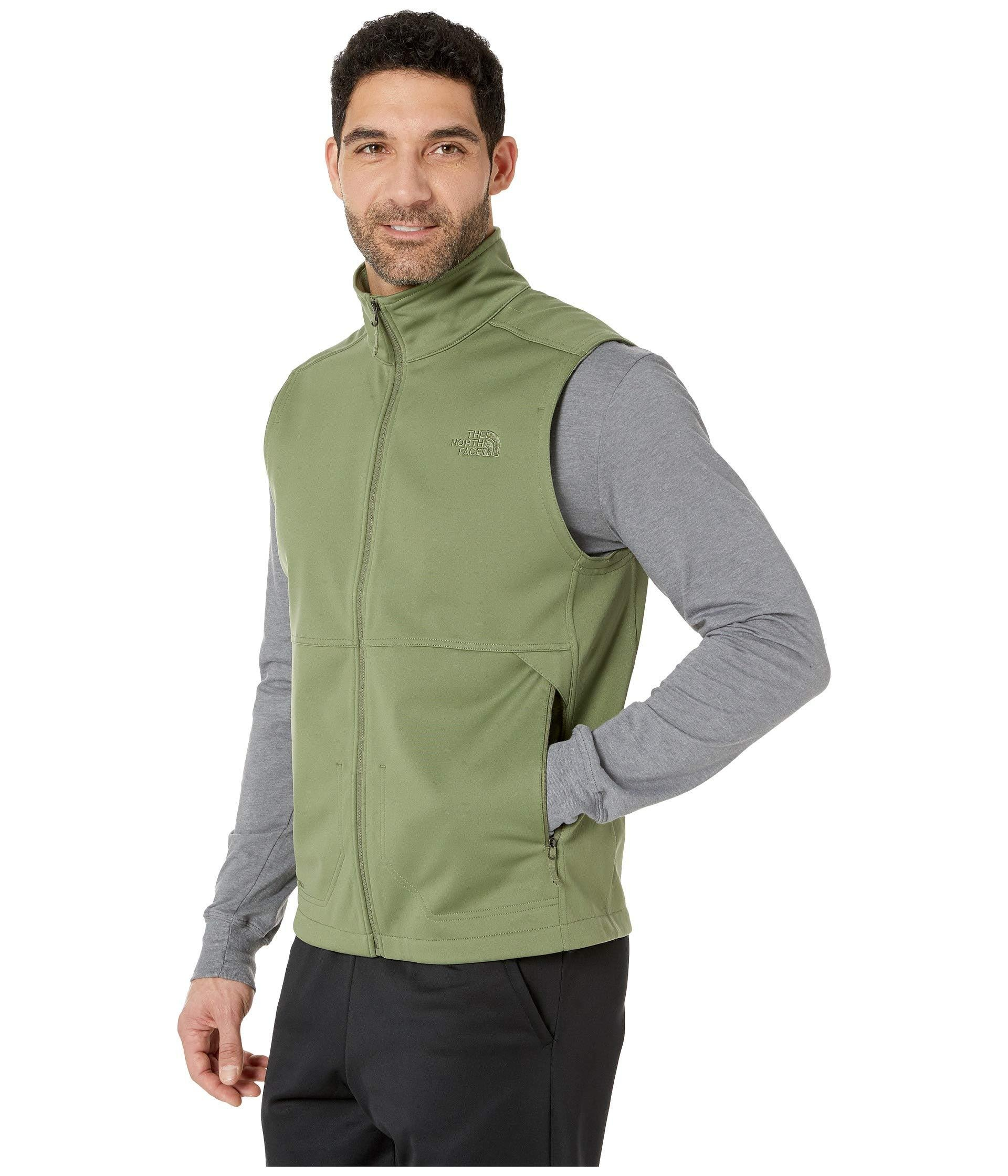 2aaef55a8 The North Face Apex Canyonwall Vest (four Leaf Clover) Men's Vest in ...