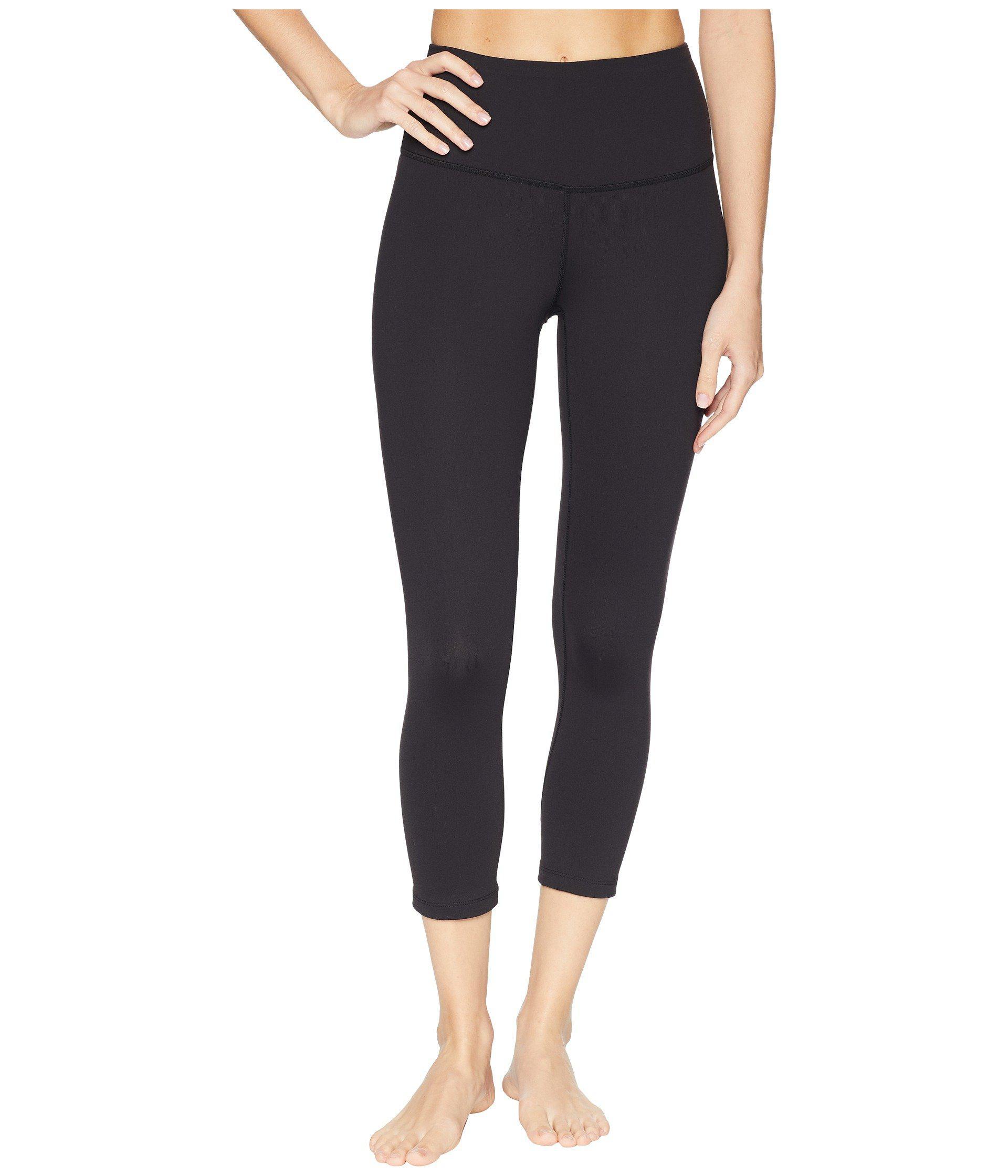 414c5760477 The North Face. Motivation High-rise Crop Pants (tnf Black) Women s Capri
