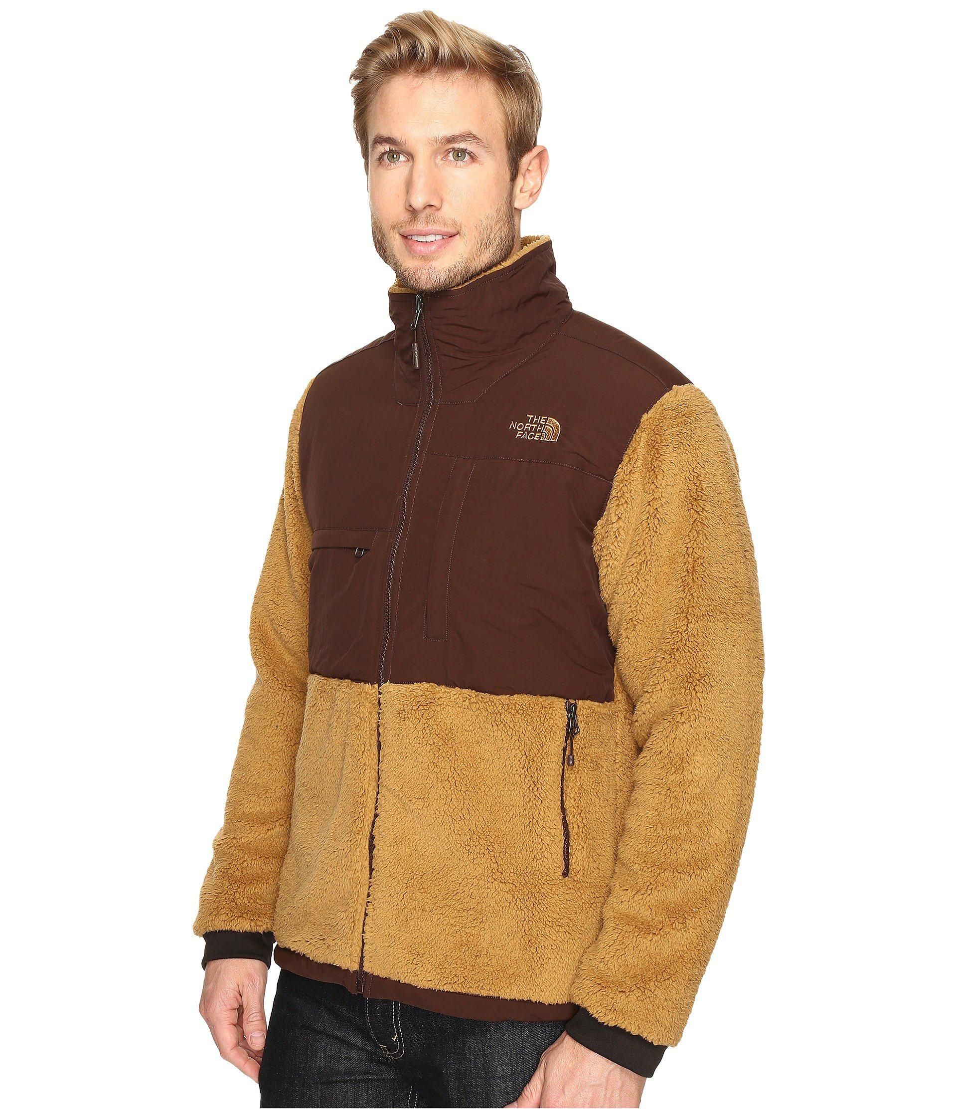 8910fa563eb6 ... clearance lyst the north face novelty denali jacket in brown for men  18403 54f78
