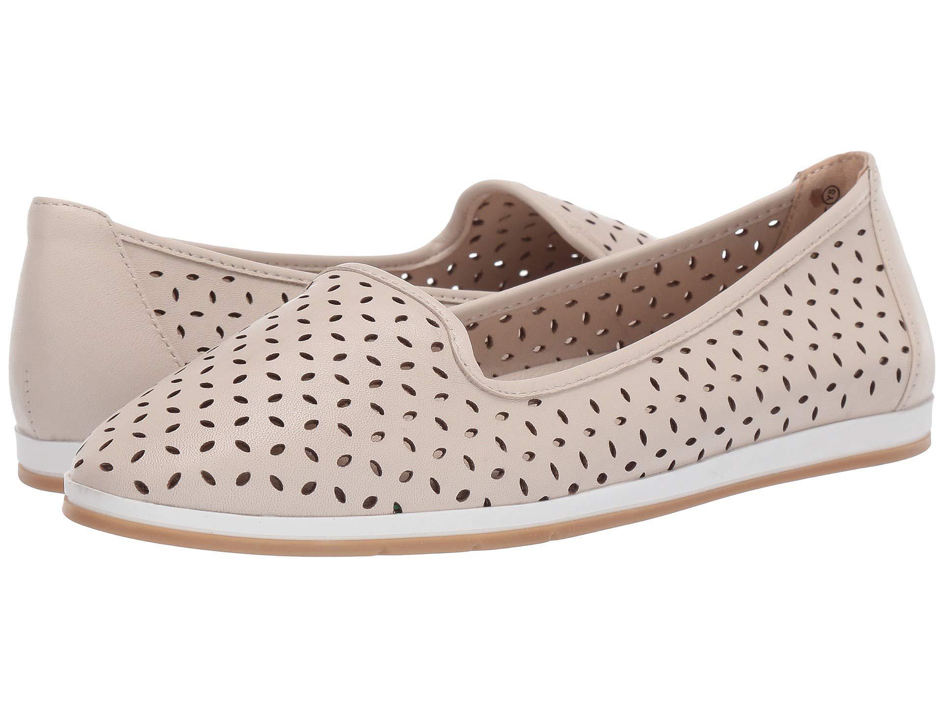 419109b59f4437 Lyst - Aerosoles Stay Smart (gold Leather) Women s Shoes