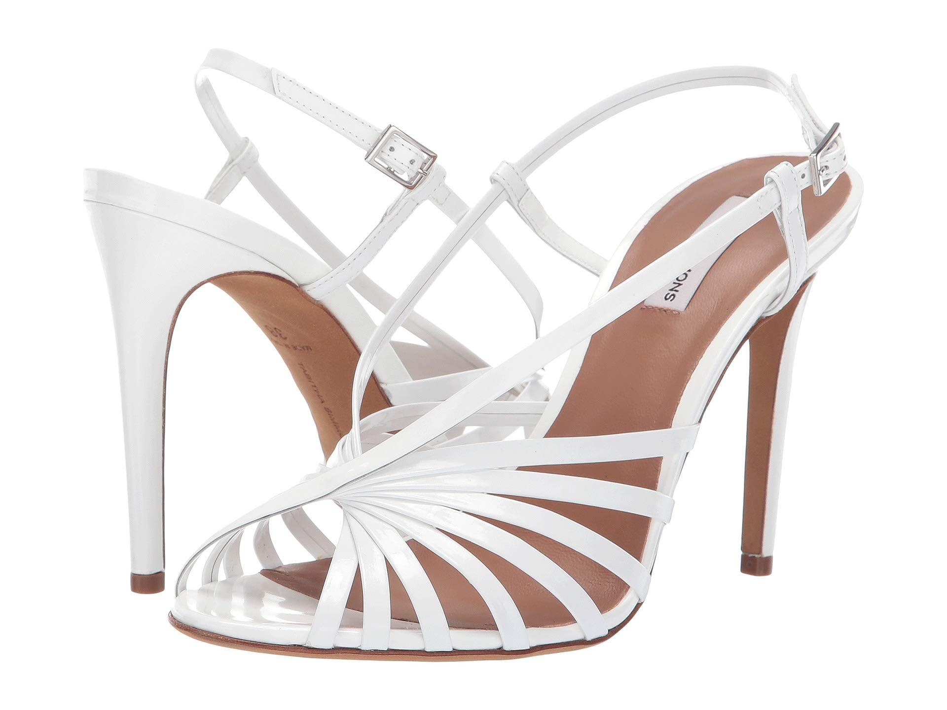 95783dba85 Lyst - Tabitha Simmons Jazz Sandals in White