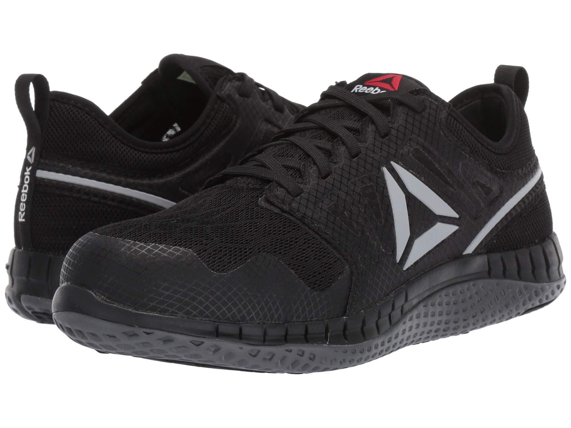 dd6f240e10f48d Reebok - Gray Zprint Work (ash Grey washed Blue) Women s Shoes - Lyst. View  fullscreen